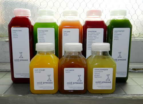 Juices Kaffe