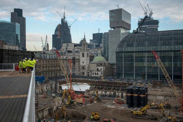 Bloomberg London tower
