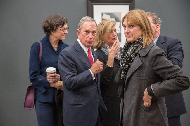 Bloomberg in London