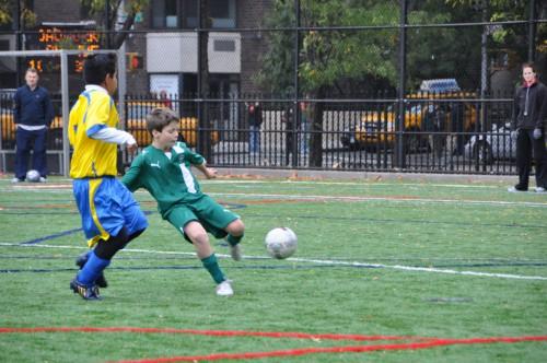 AG Wave soccer