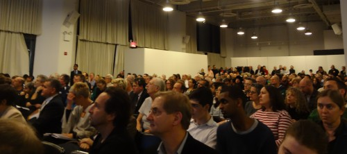 Room audience