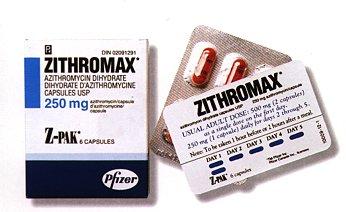 z pack antibiotic steroids