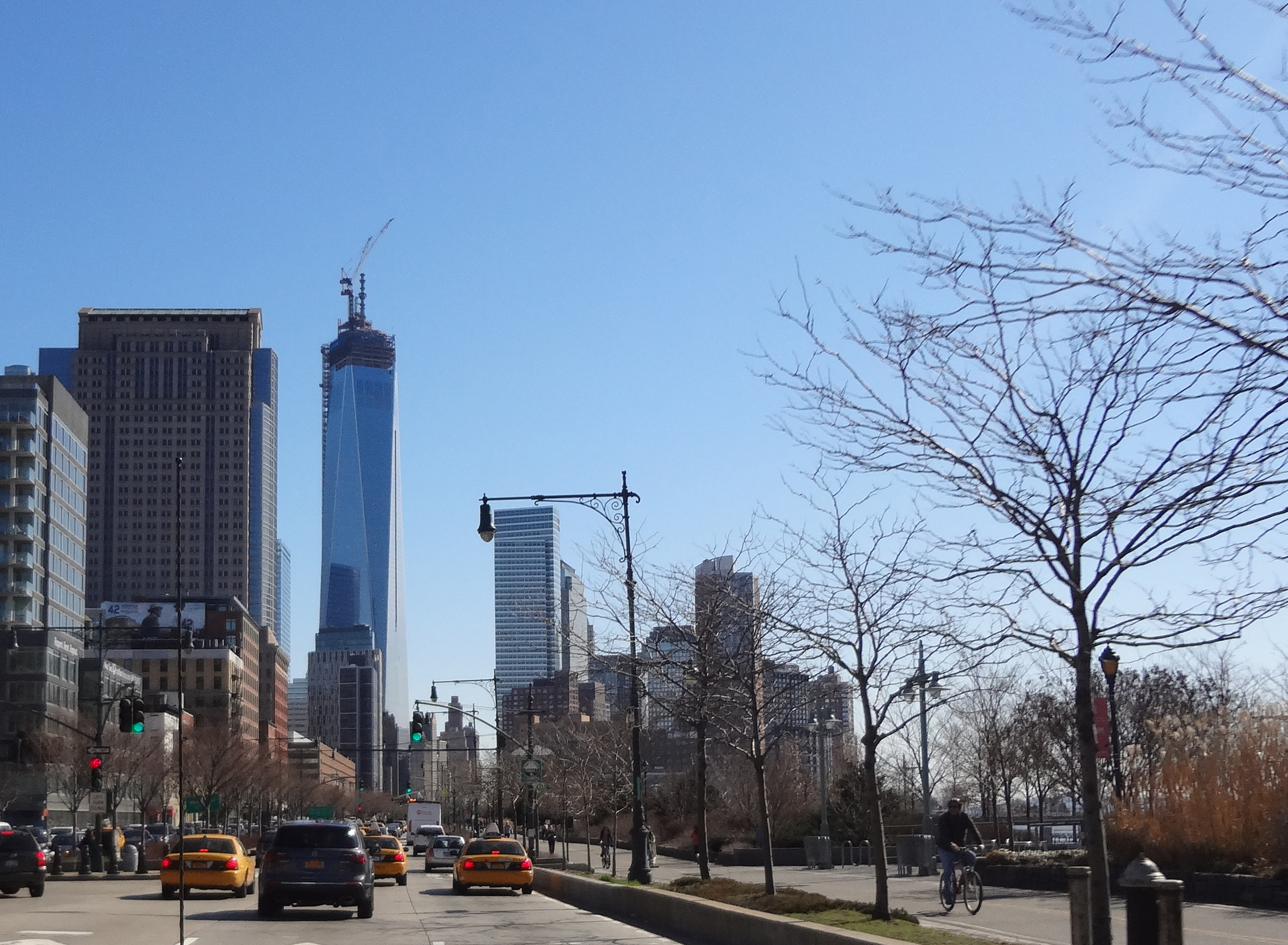 Freedom Tower 4-6-2013