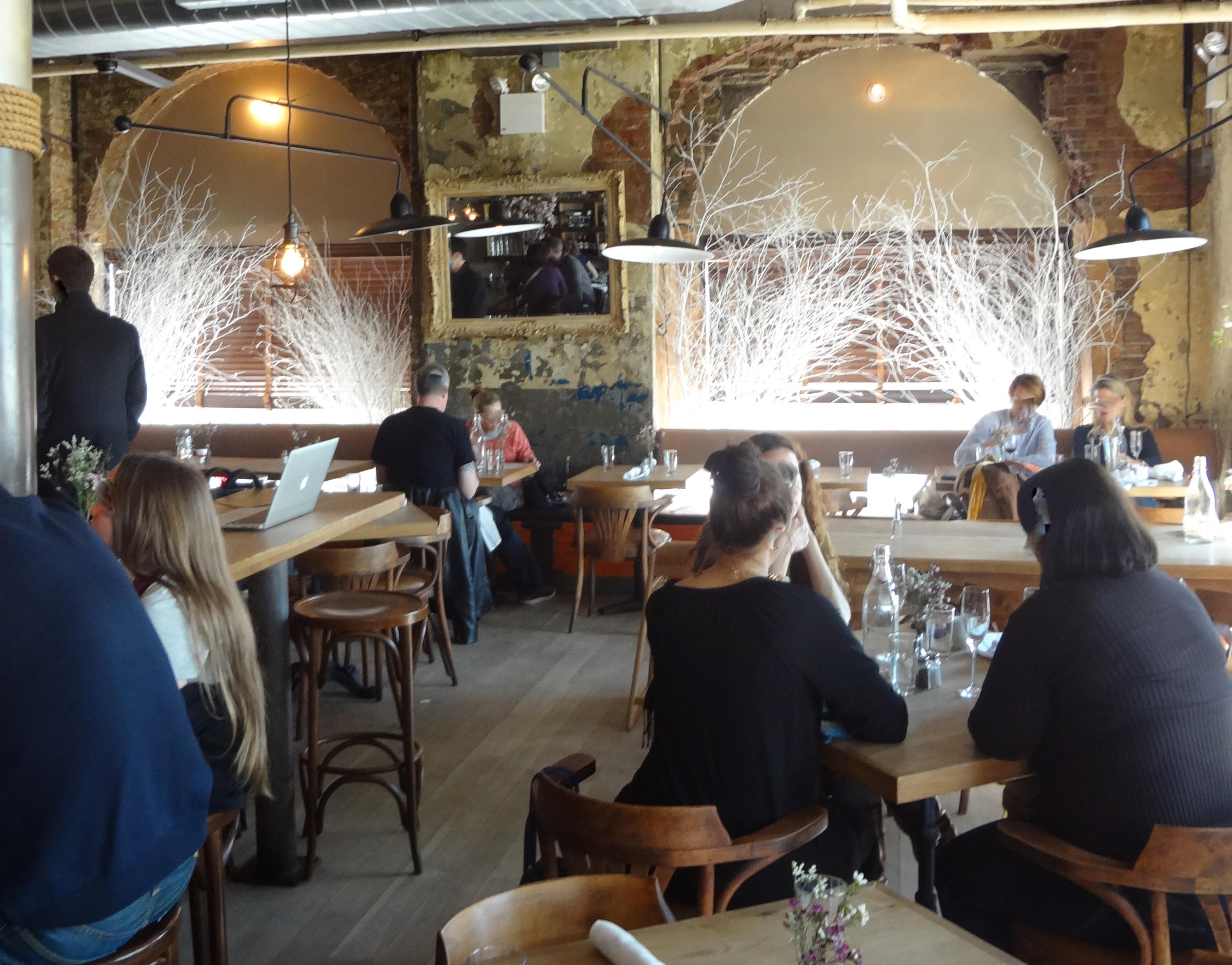 Interior Bakehouse 2