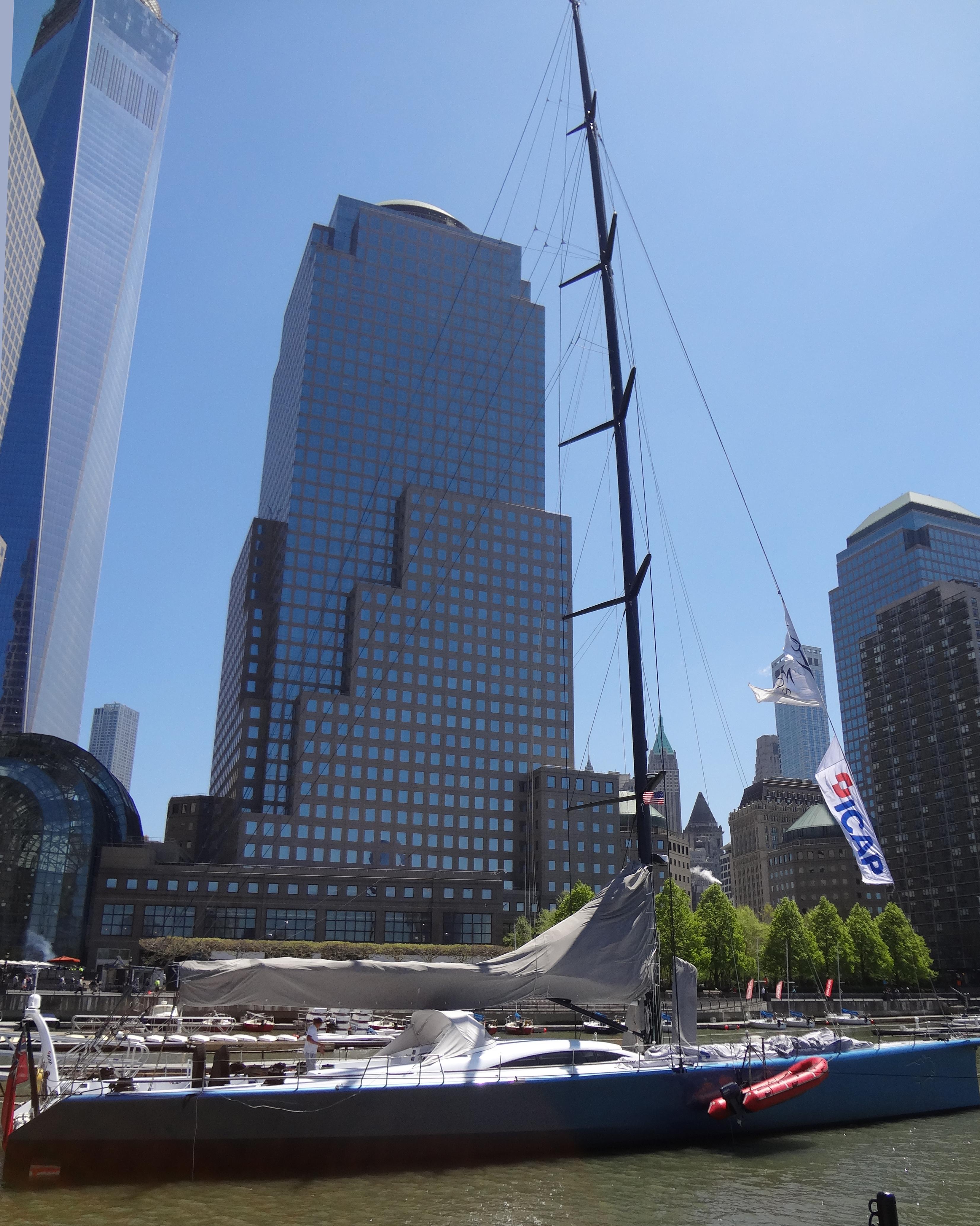Boat tall
