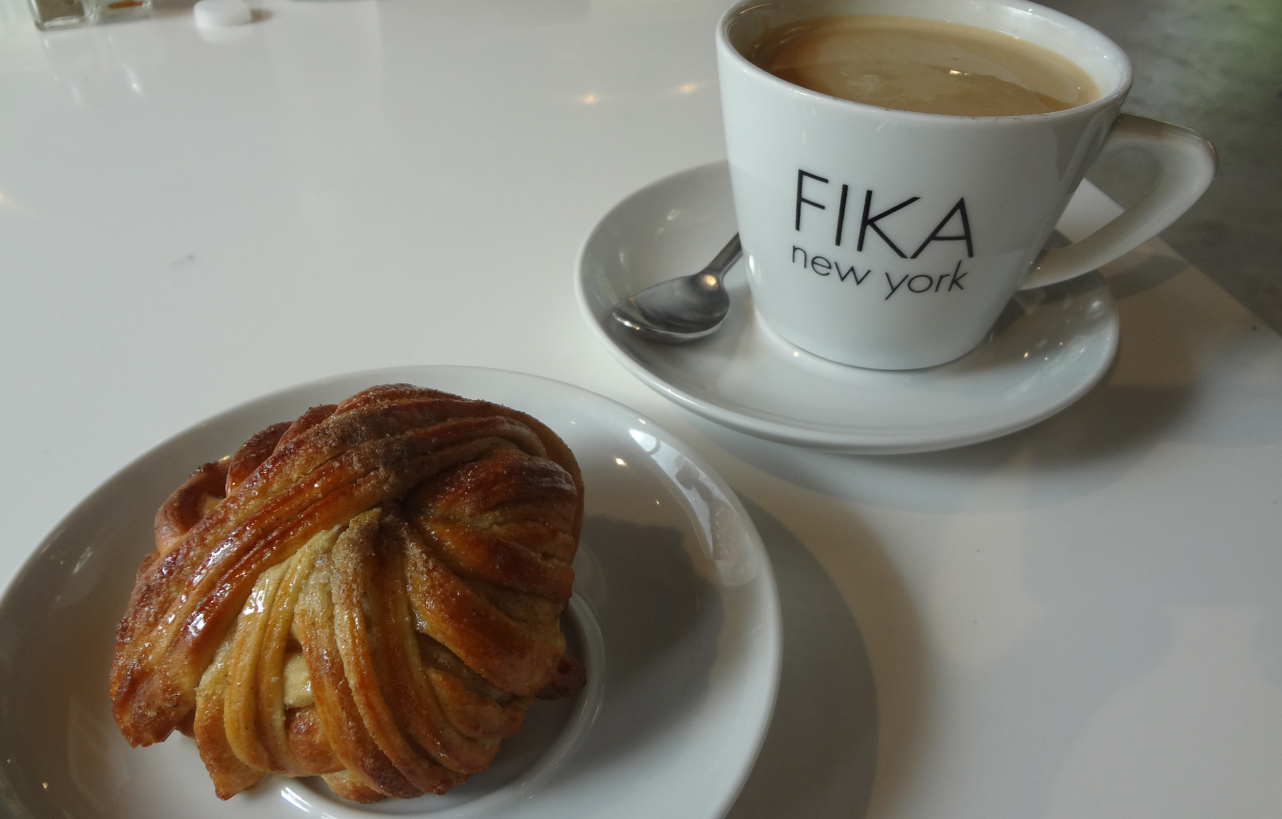 Cardamom at FIKA