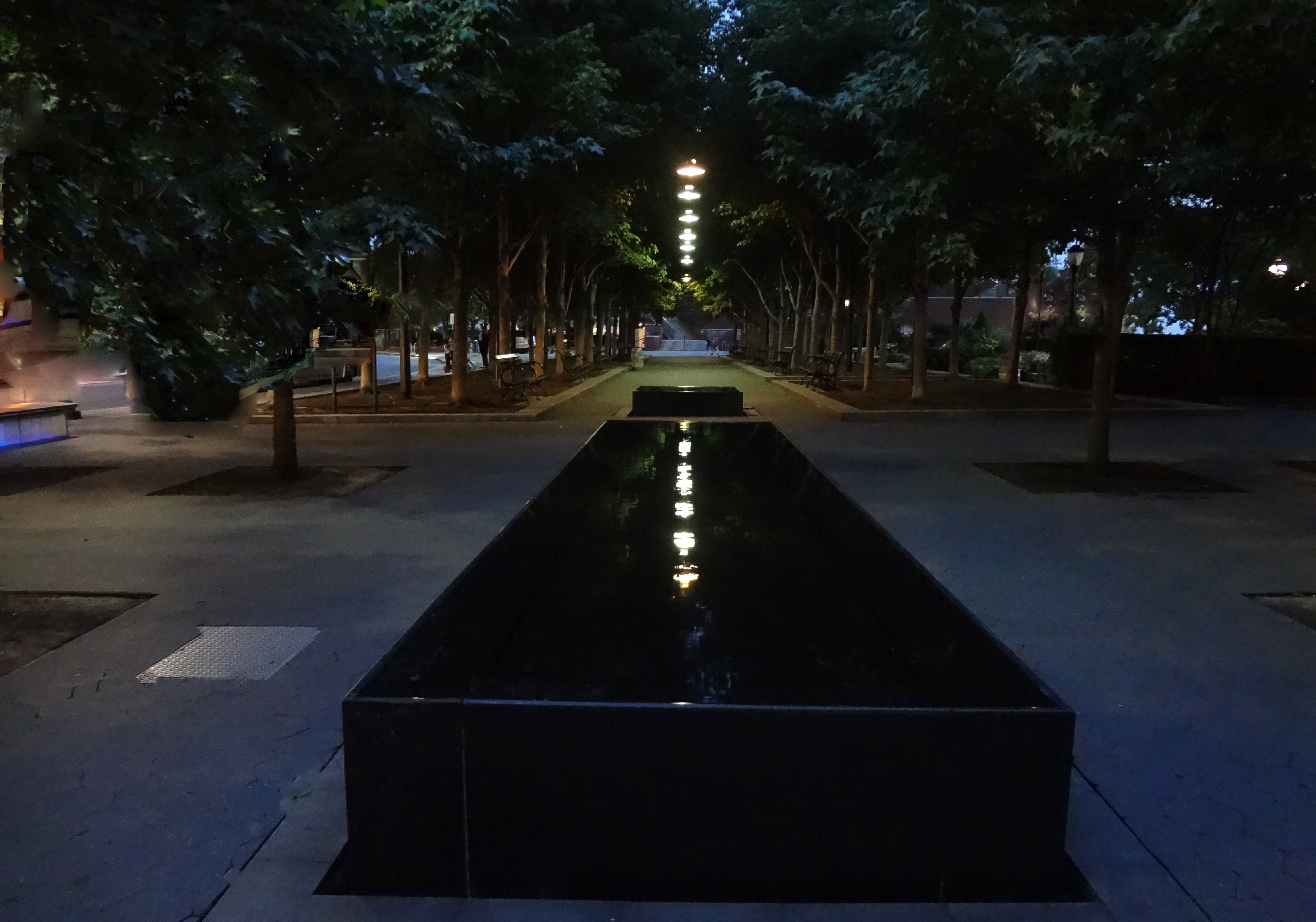 Wagner reflecting pool 2