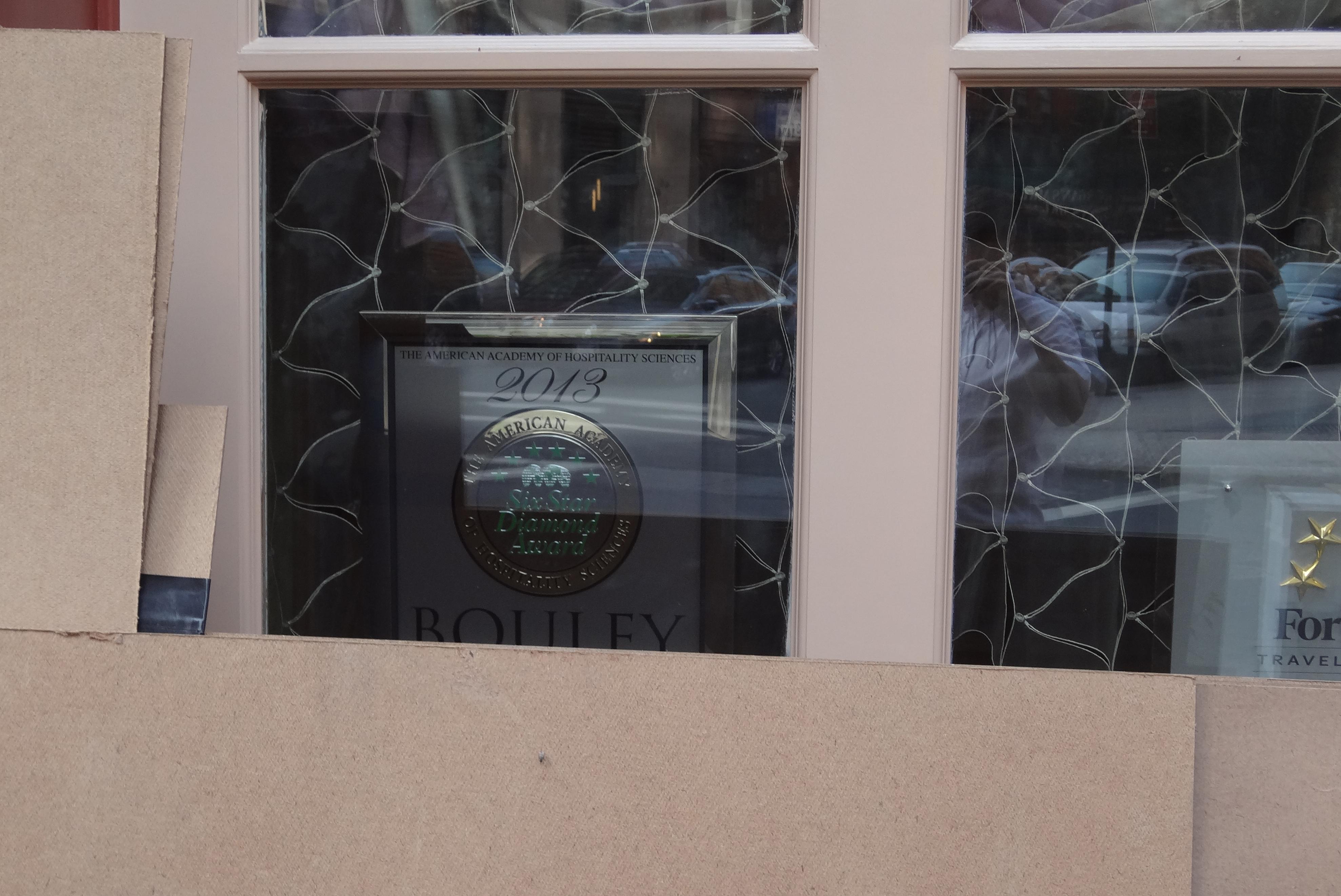 Bouley window