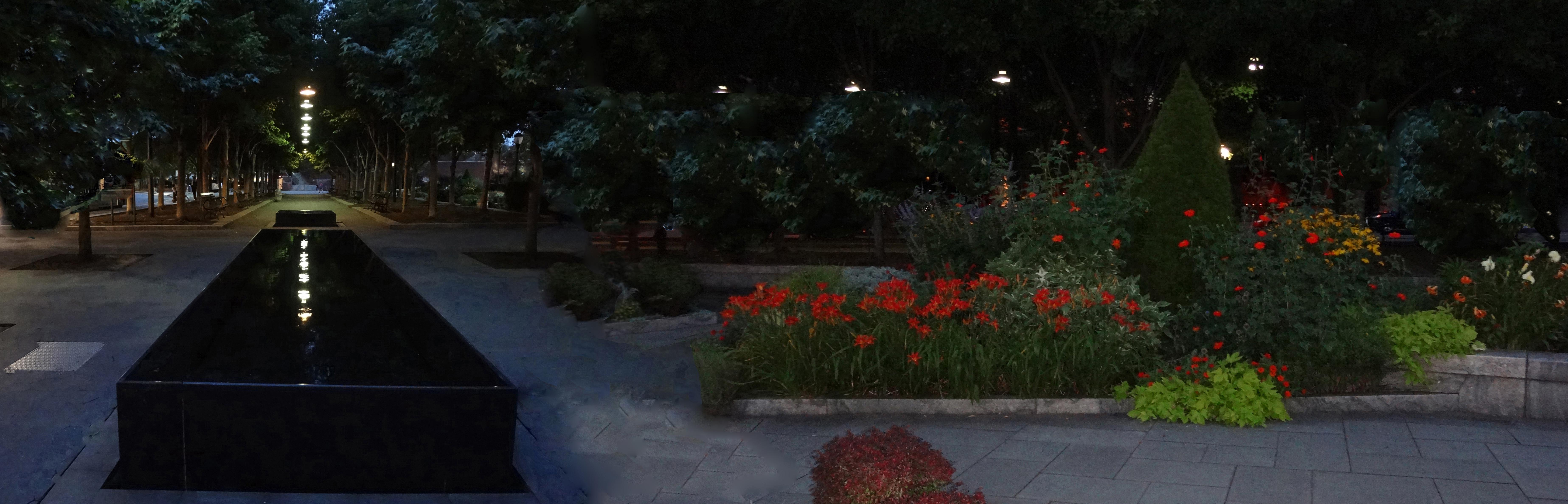 Wagner Park Panorama