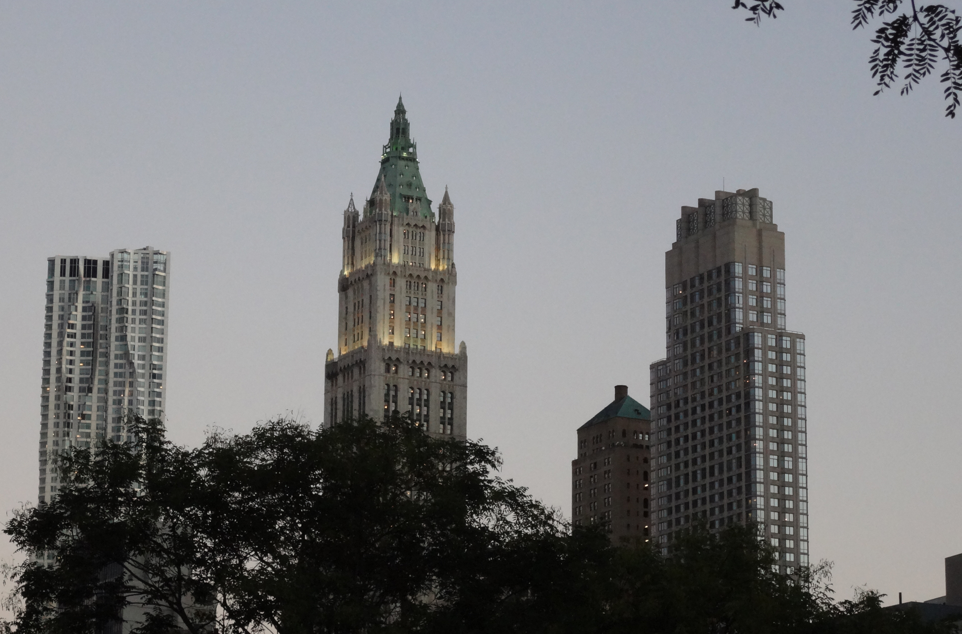 Gehry Woolworth