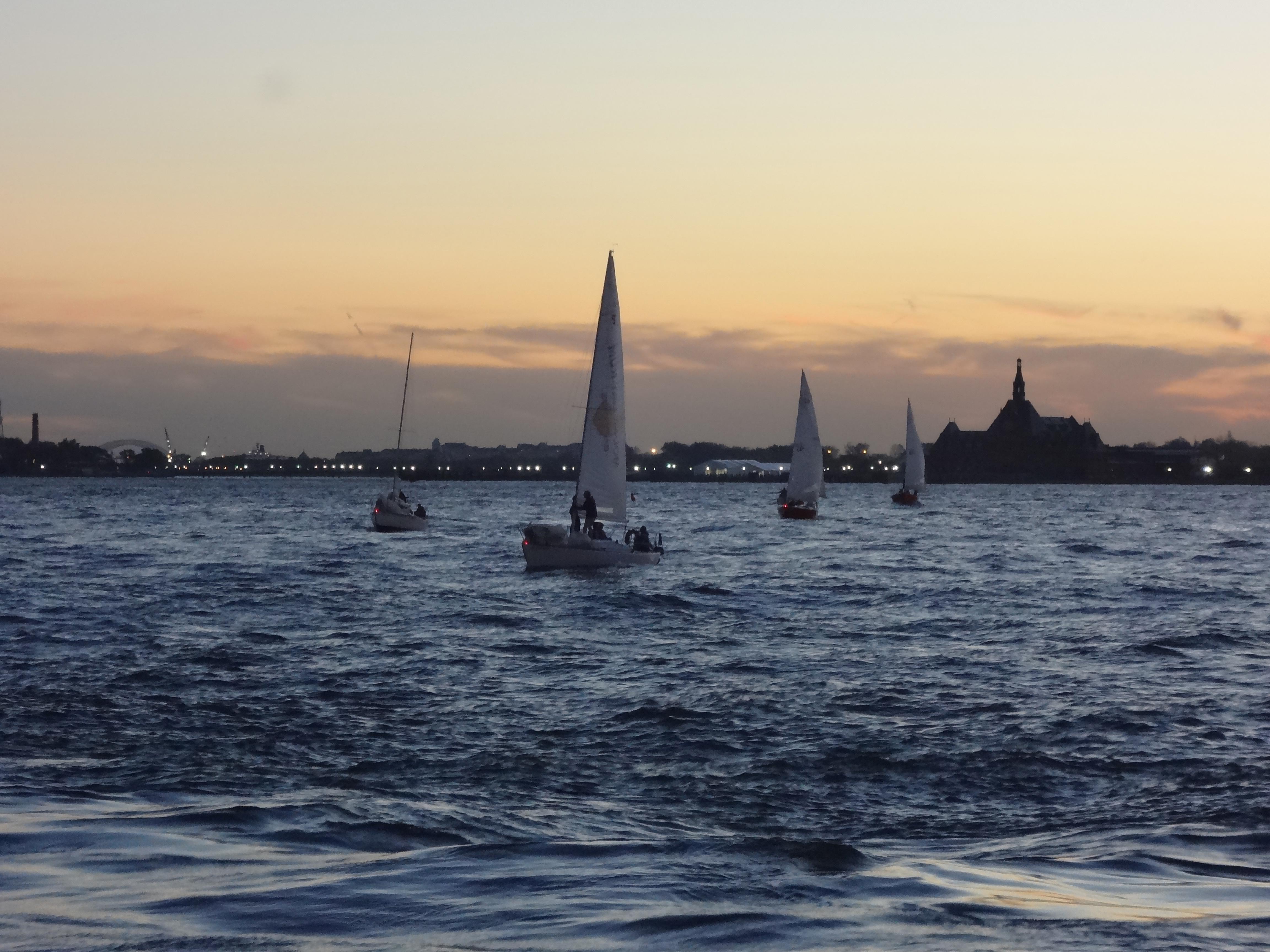 Sailboats 9-18-2013
