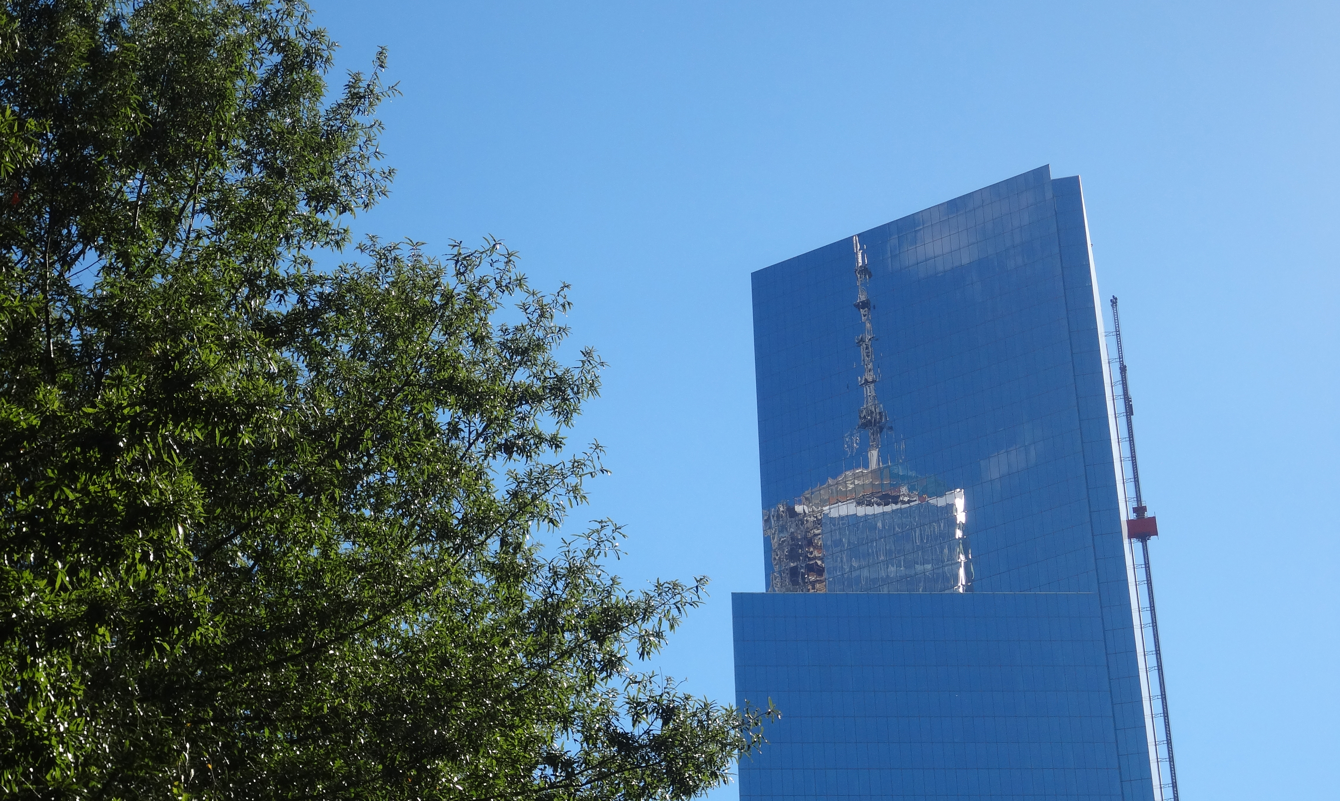 WTC Tower 4 9-28-2013