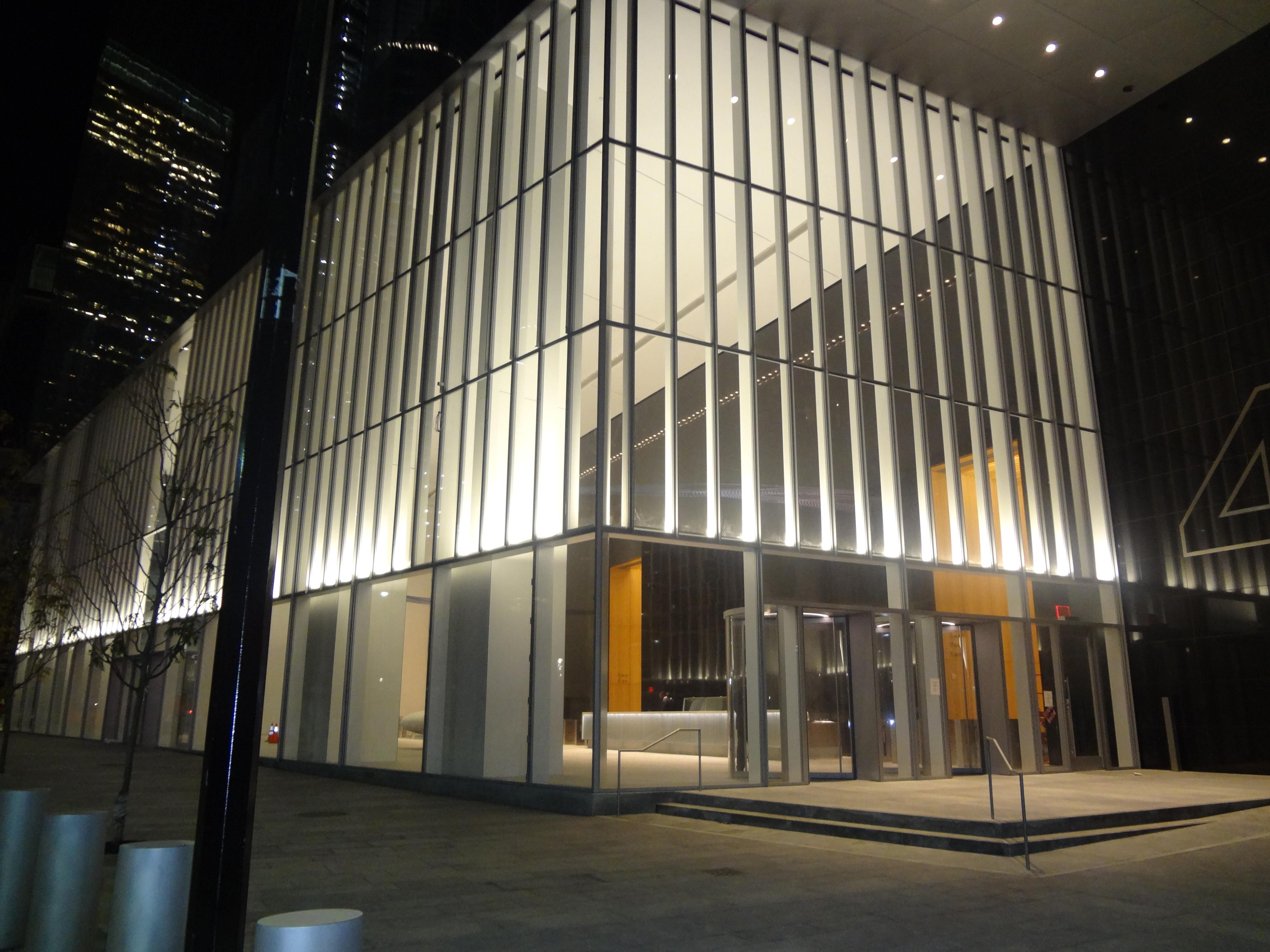 4 WTC entrance