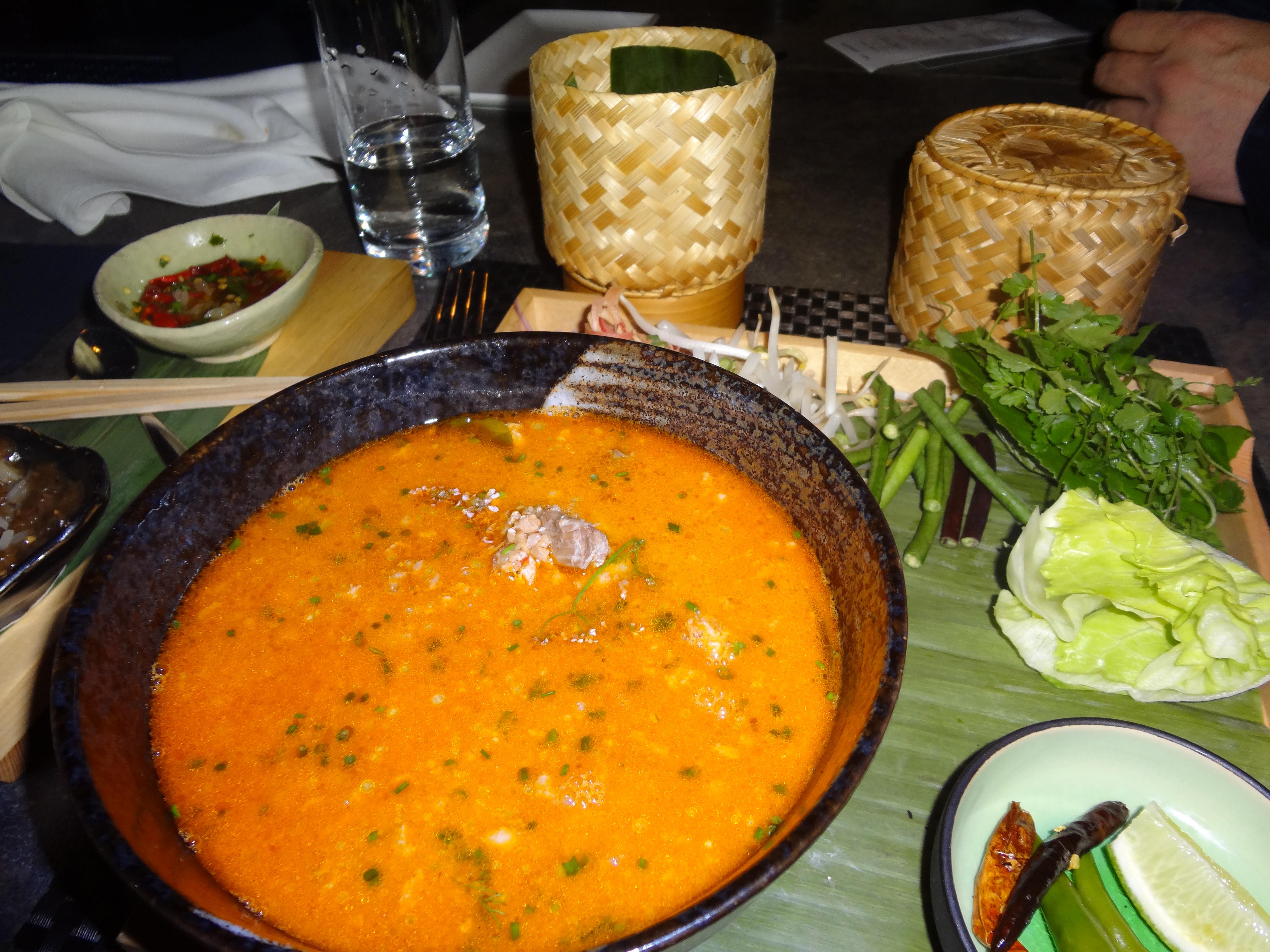 Potk curry noodles 2