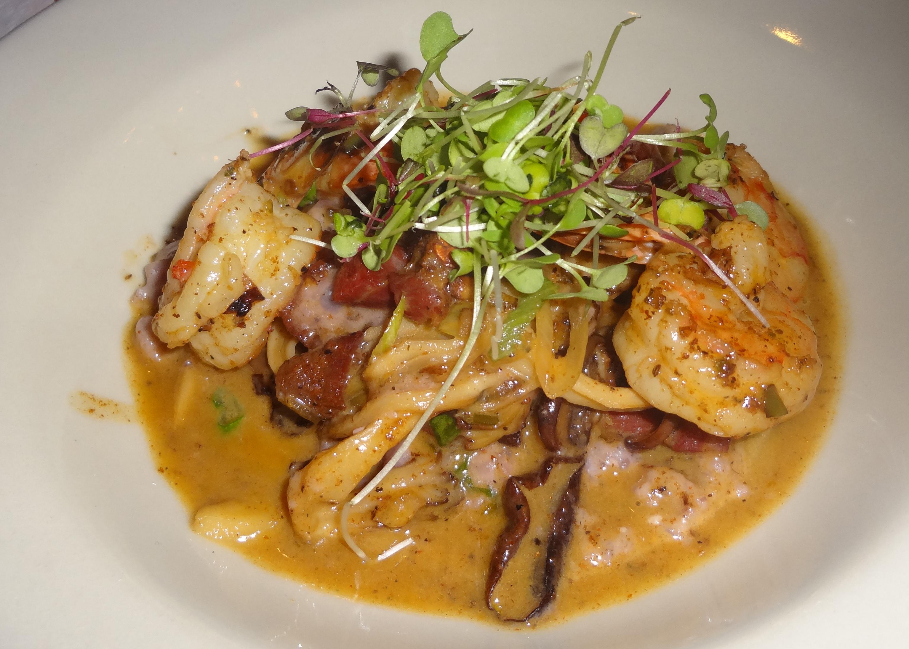 shrimp grits