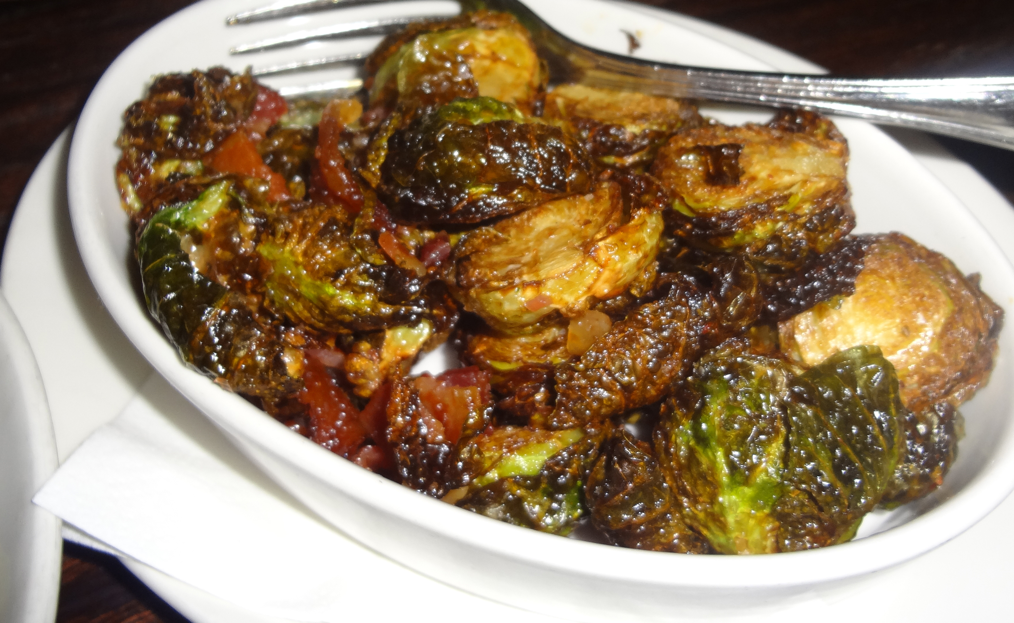 Brussels sprouts Blue Smoke