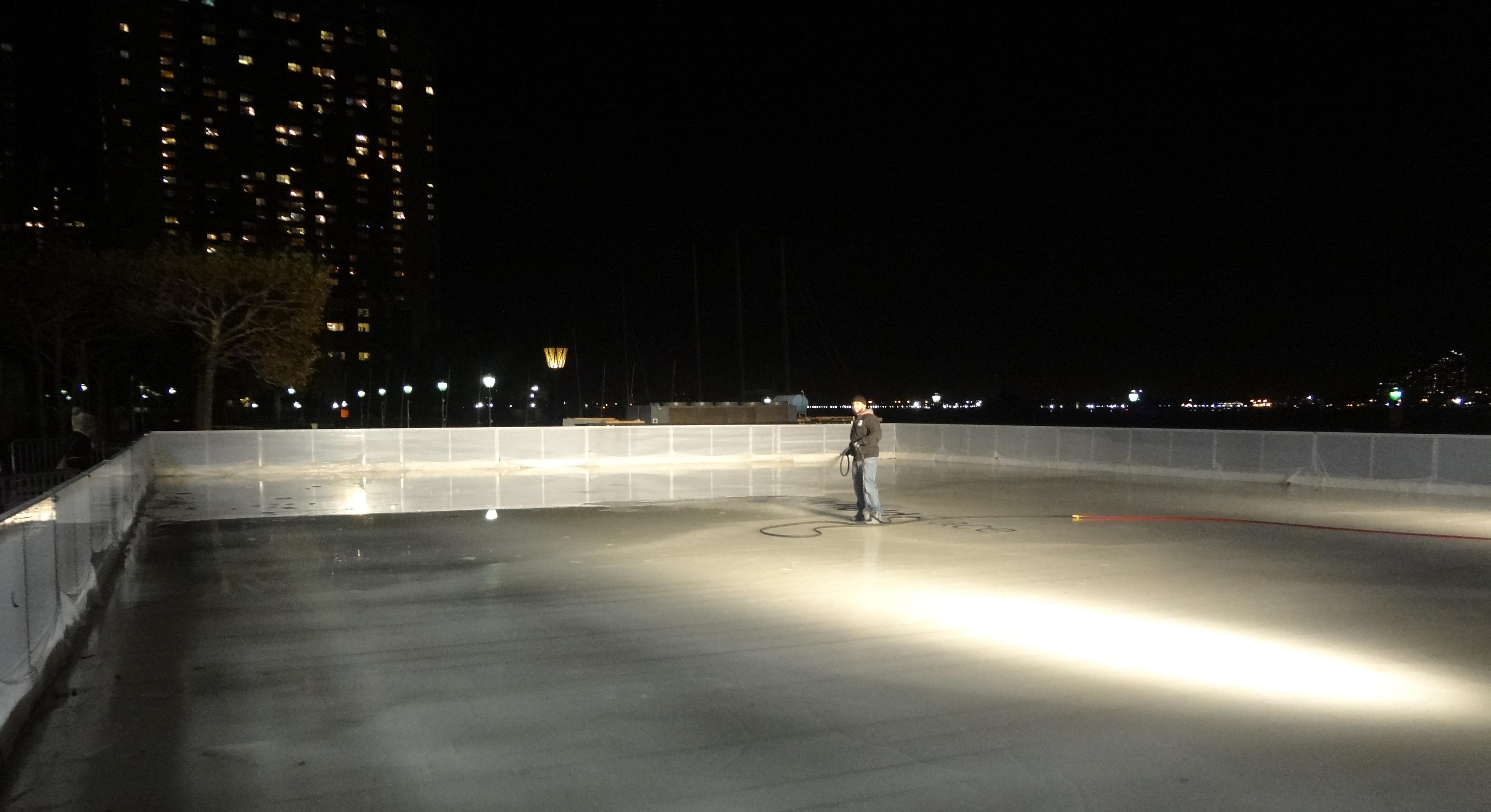 Ice rink 11-13-2013