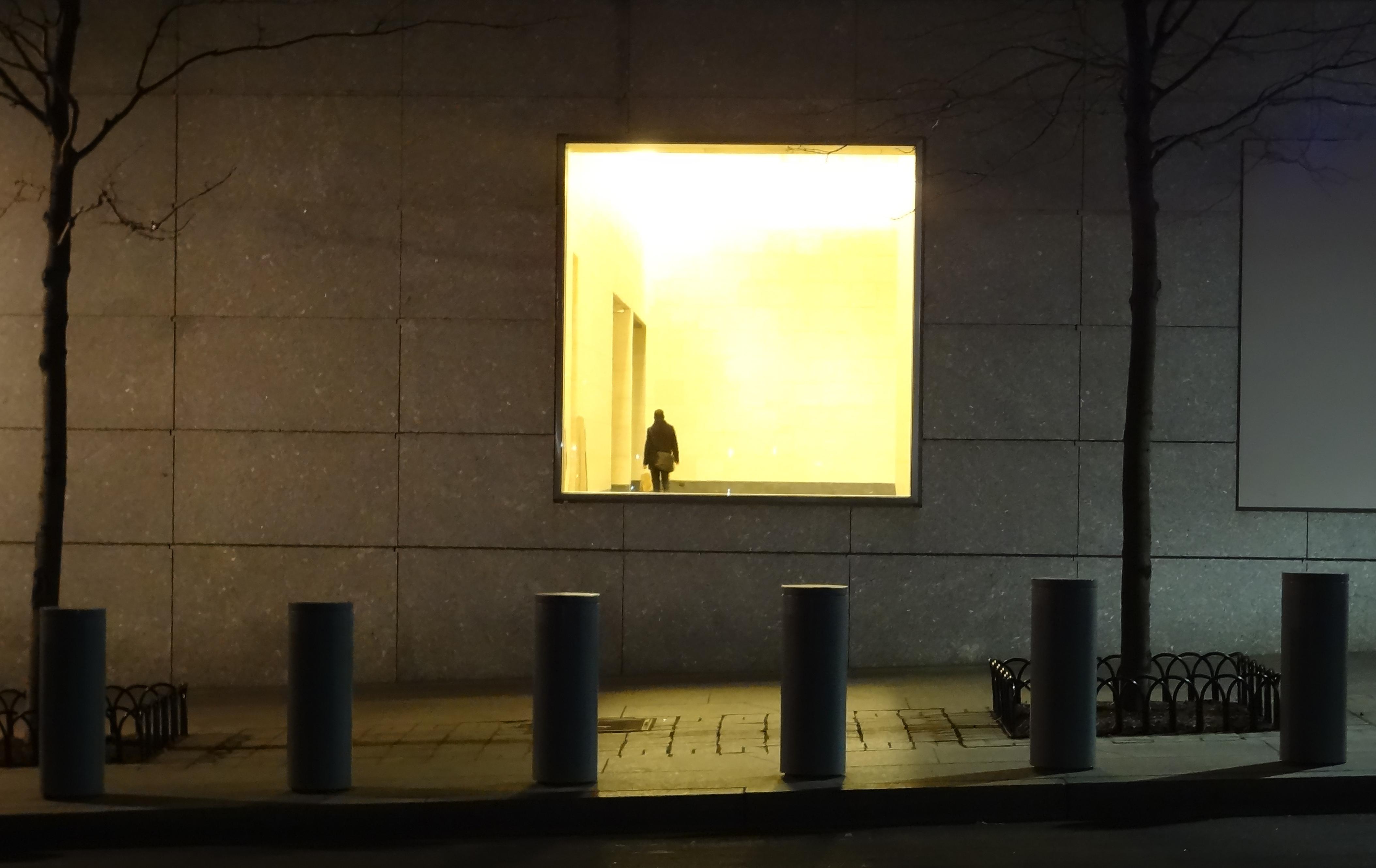 Goldman Sachs Murray Street window