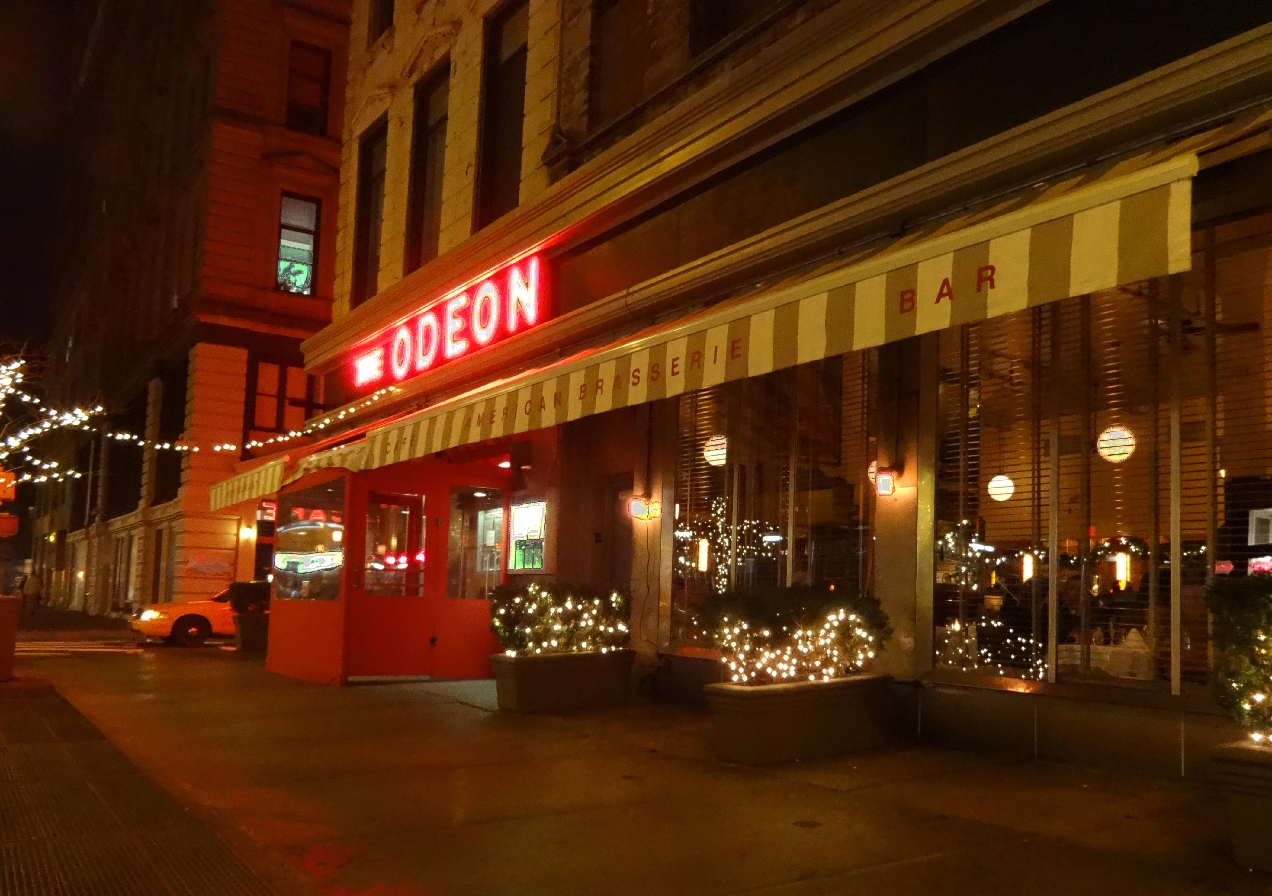 Odeon night 12-26-2013