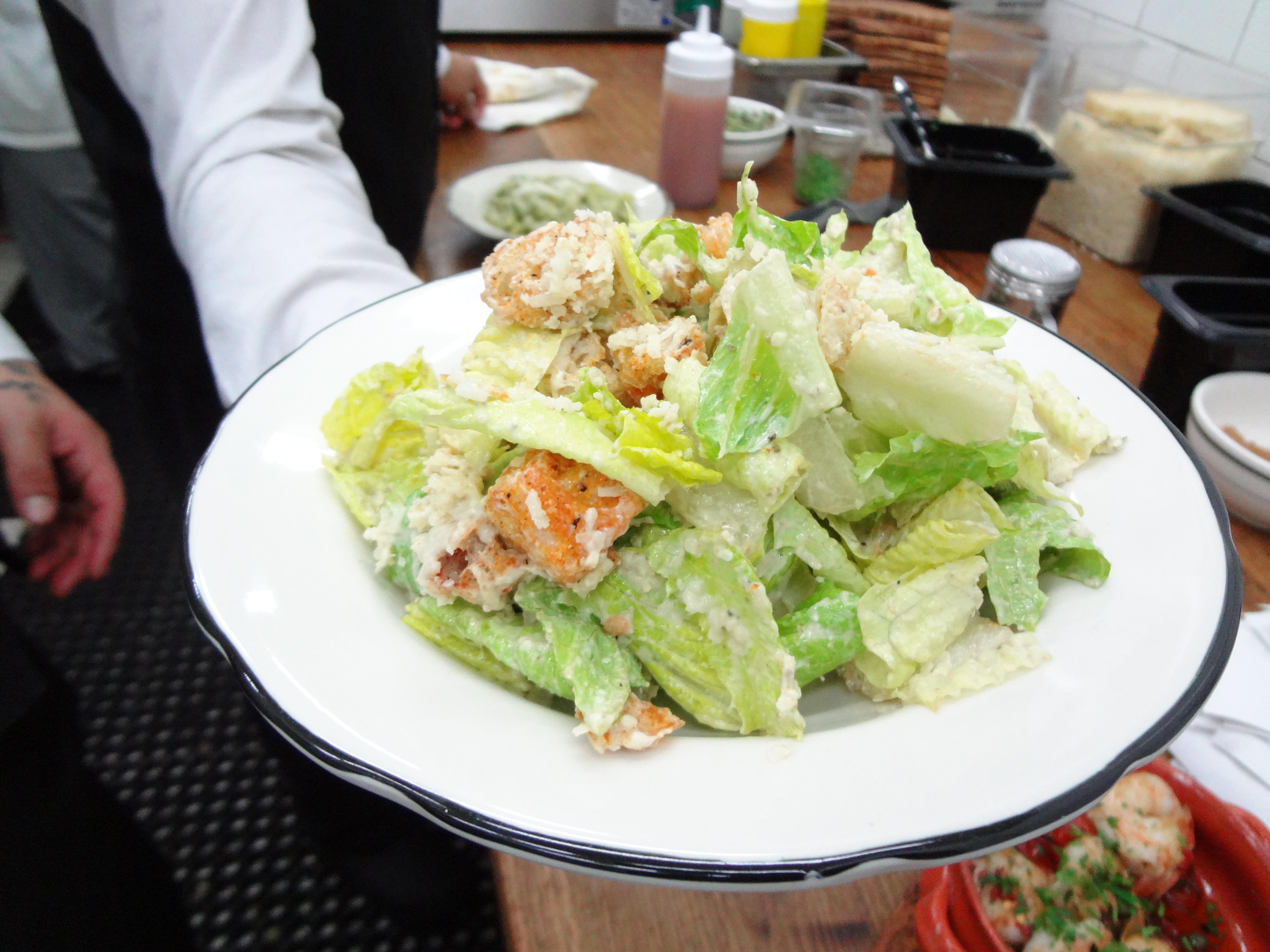 Terra-Cesare-salad