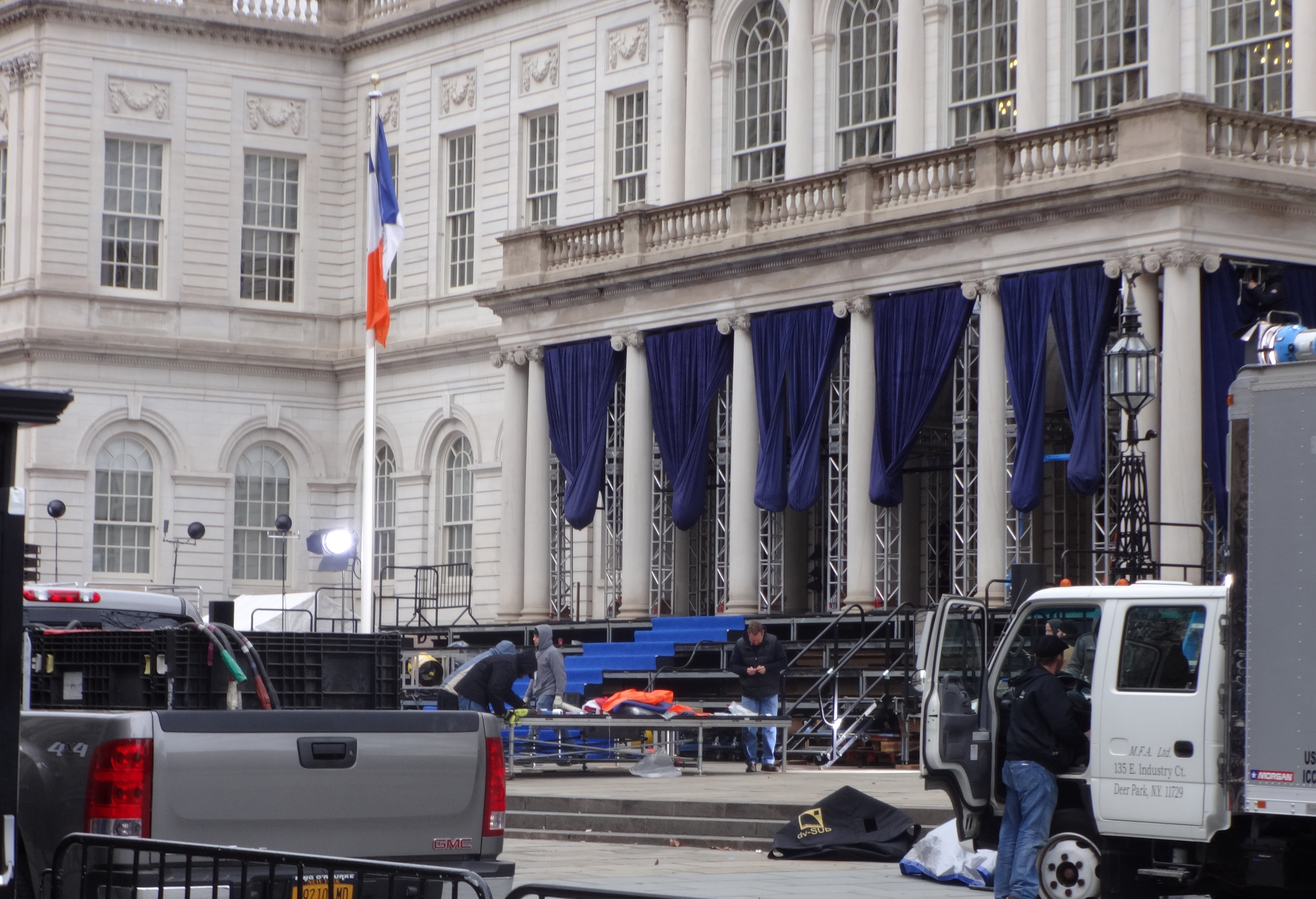 inauguration setup 12-30-2013