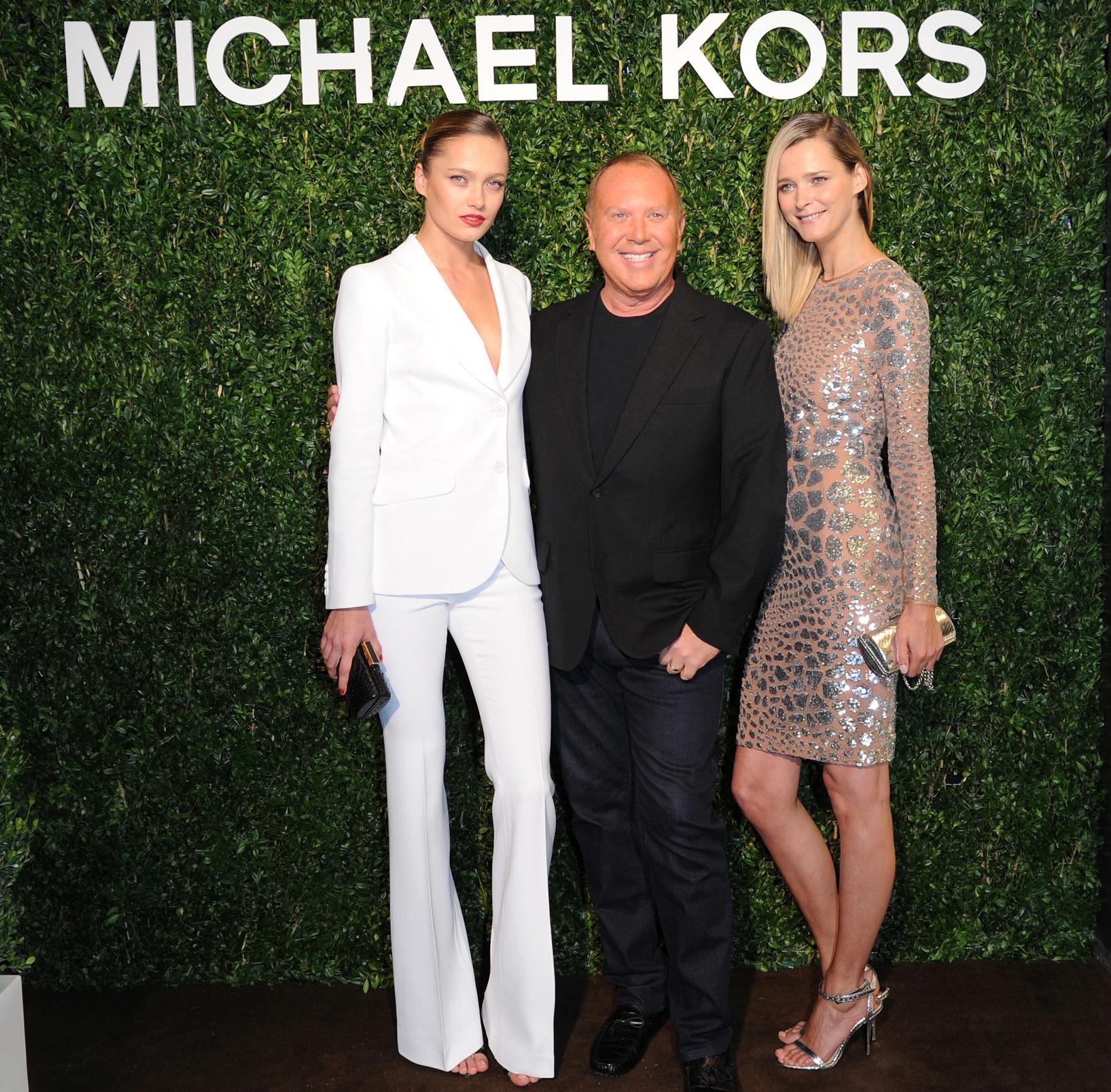 Michael Kors To Celebrate Milano - Boutique Arrivals
