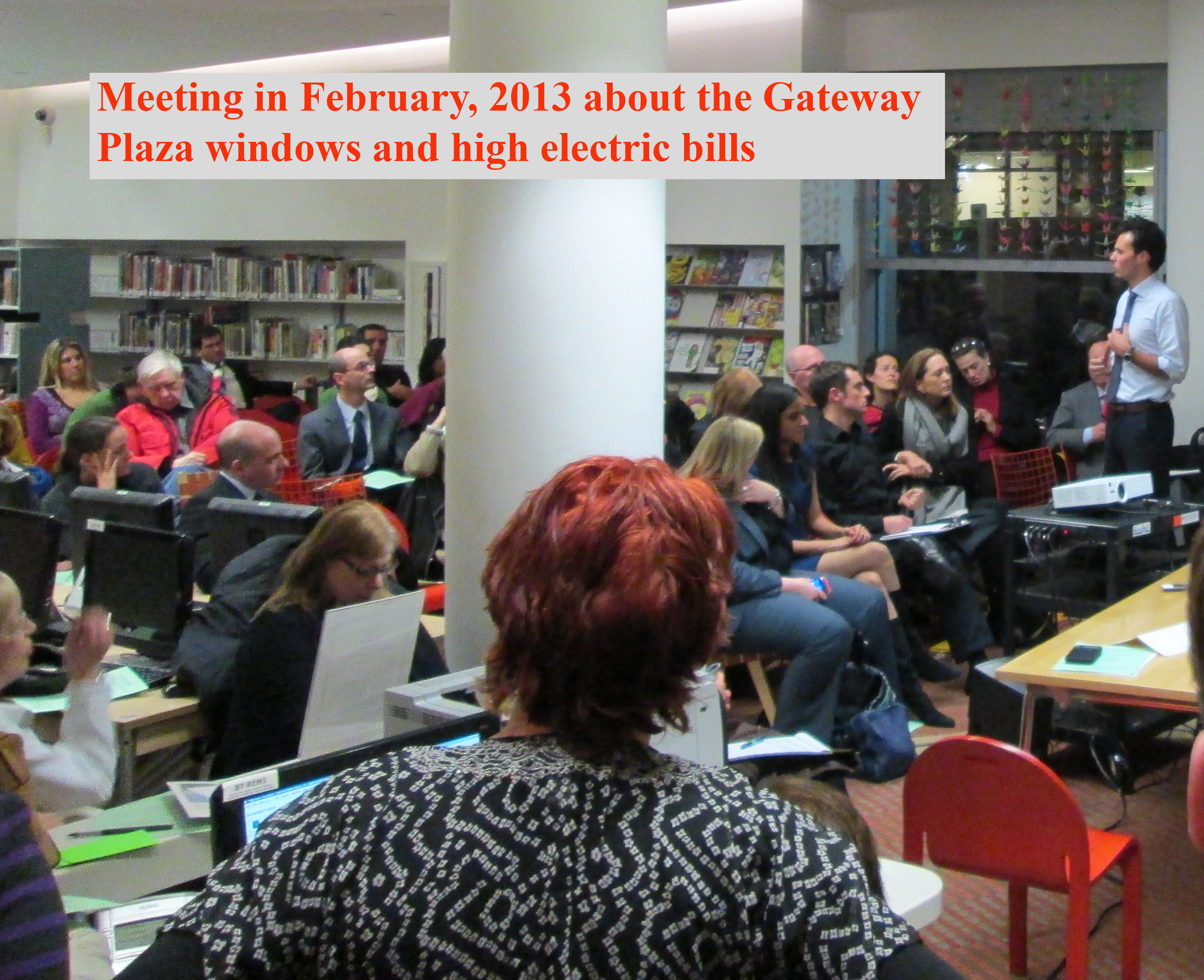 Gateway PLaza February 2012 meeting