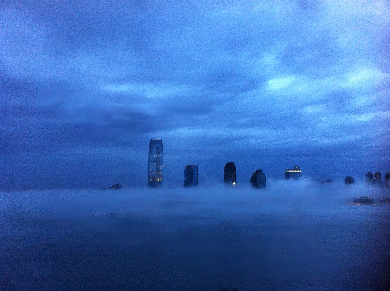 Jossen fog photo