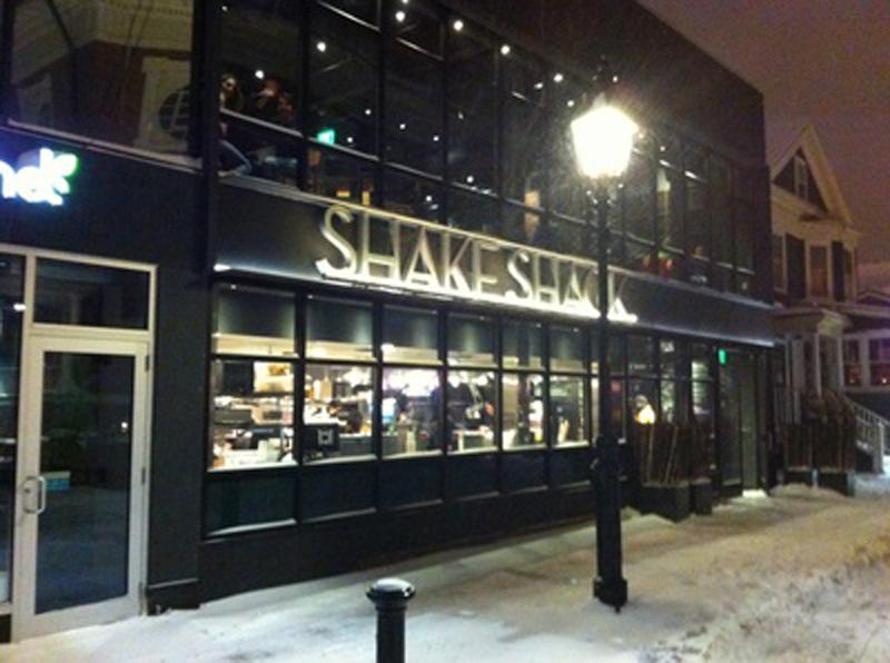 Shake Shack Harvard