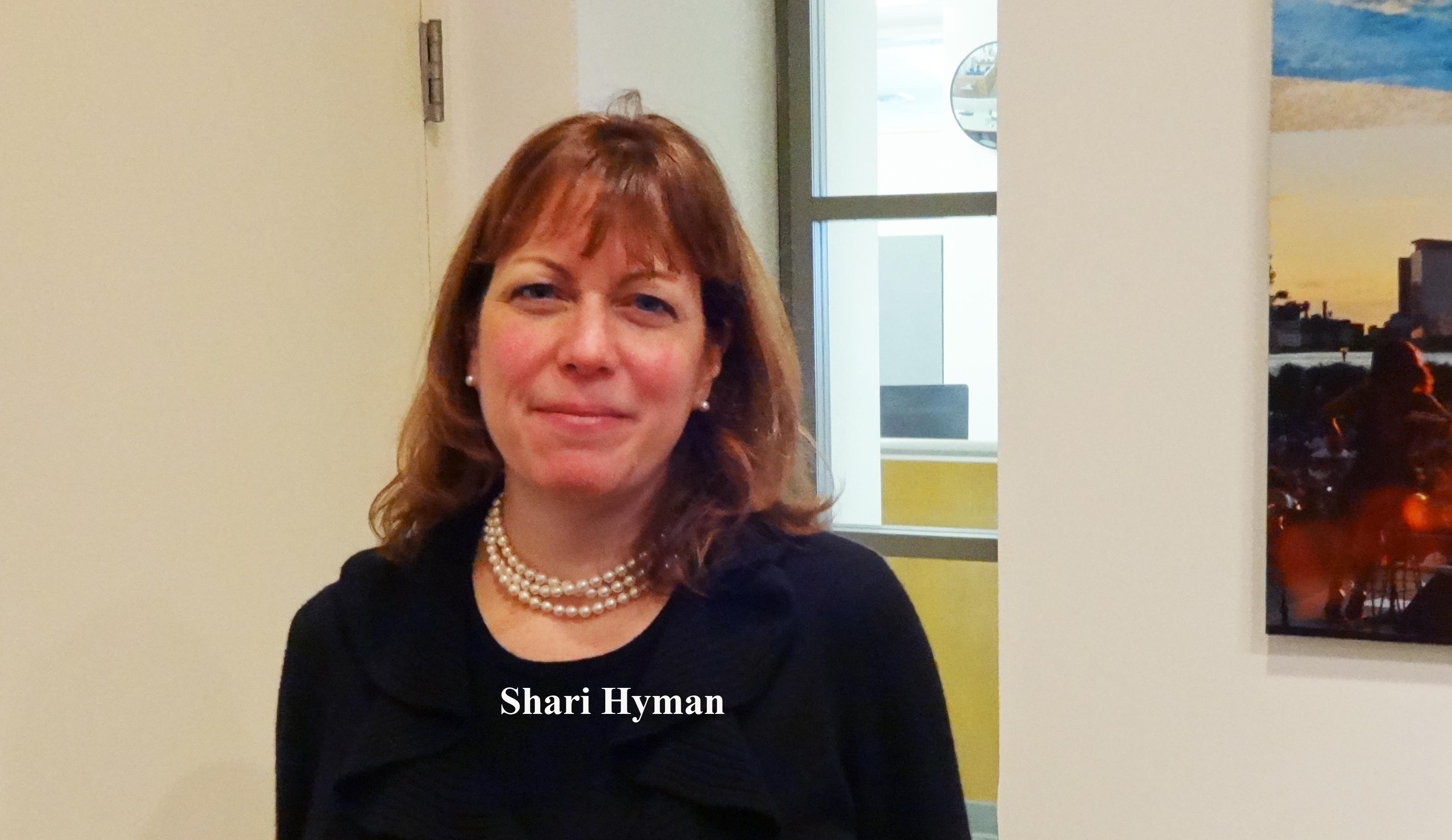 Shari Hyman