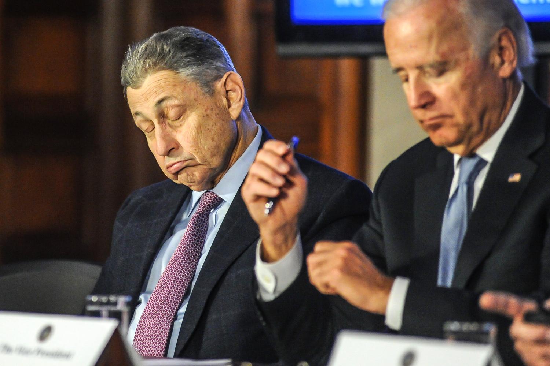 Andrew Cuomo Vice President Joe Biden