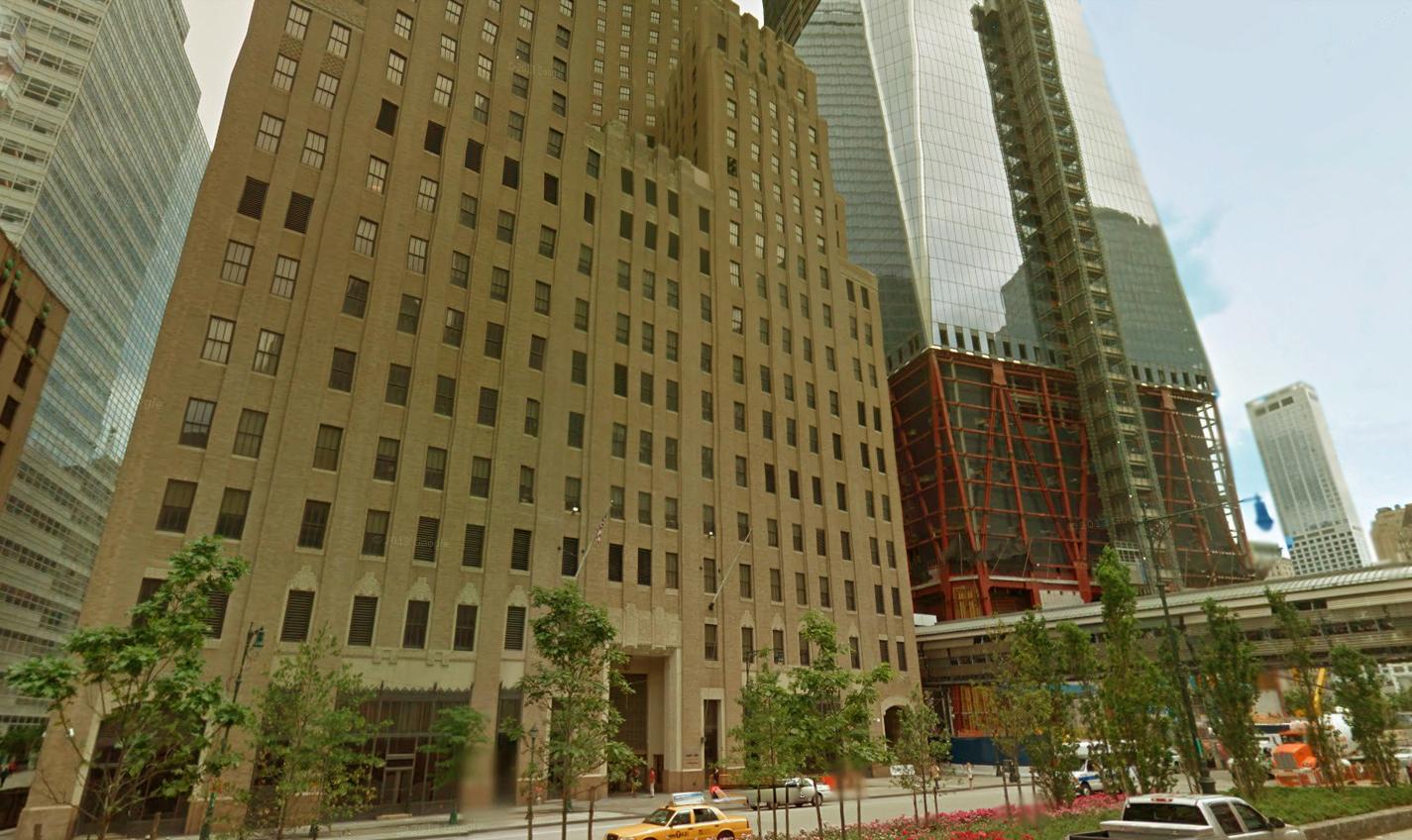 Verizon building 140 West Street