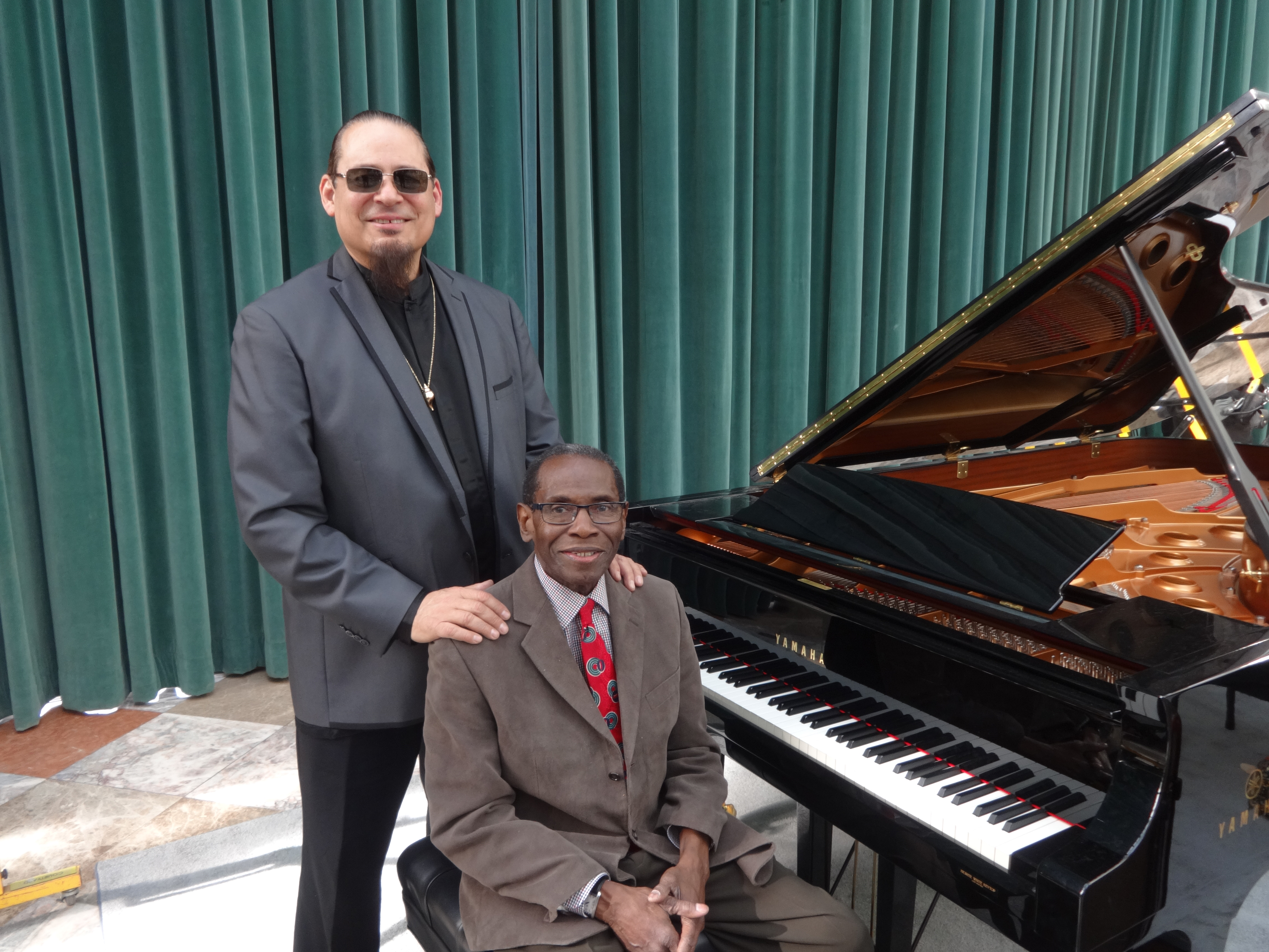 George Cables and Steve Turre