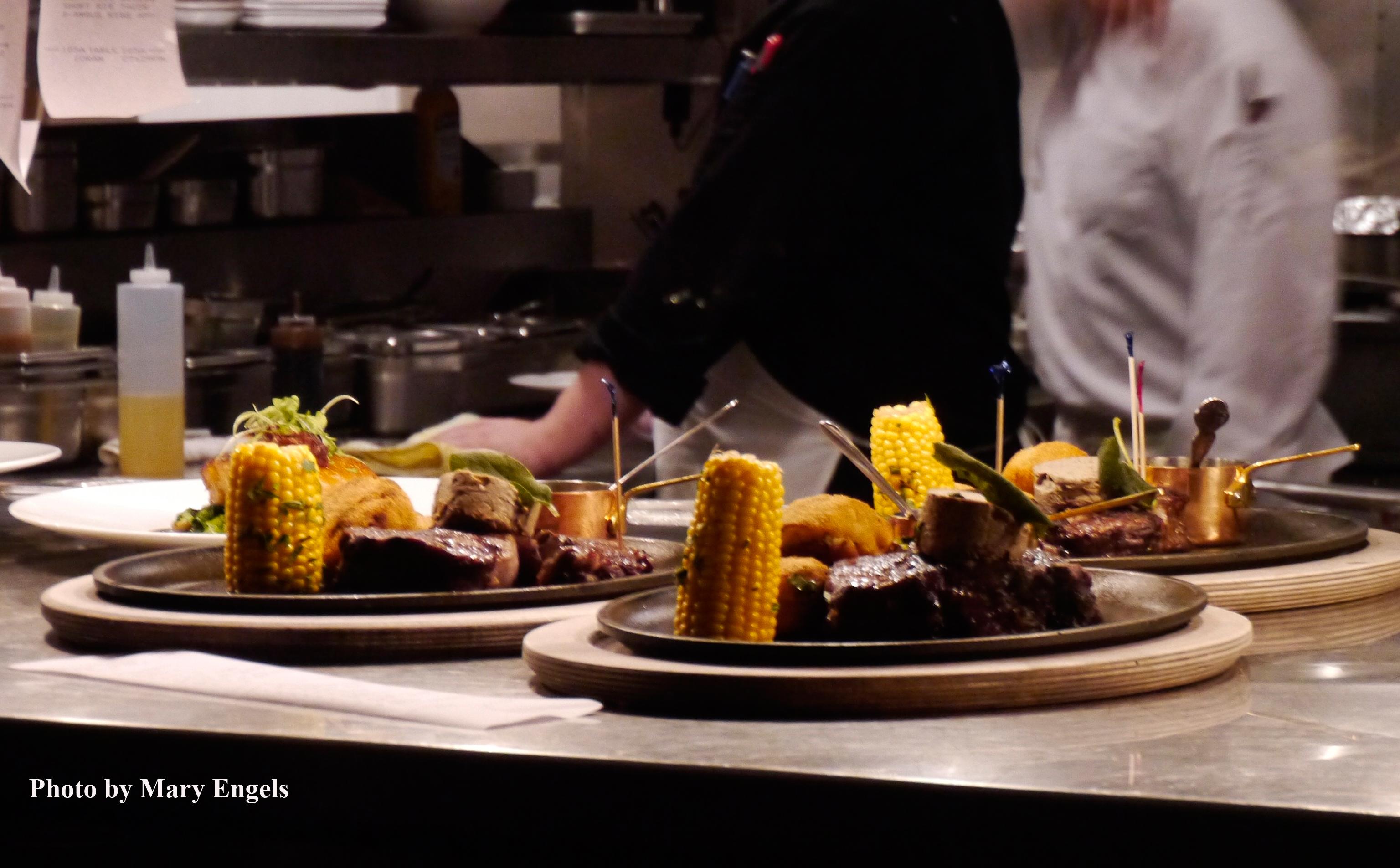 Reserve cut kitchen