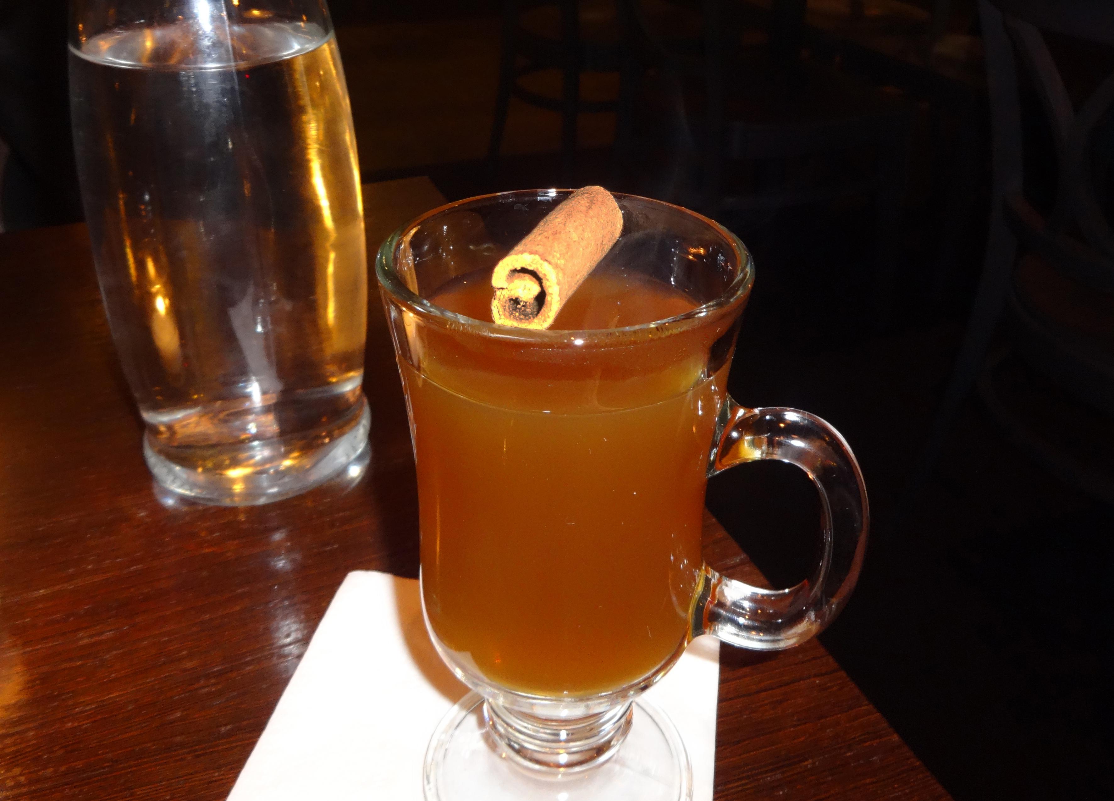 American Flatbread cider crop