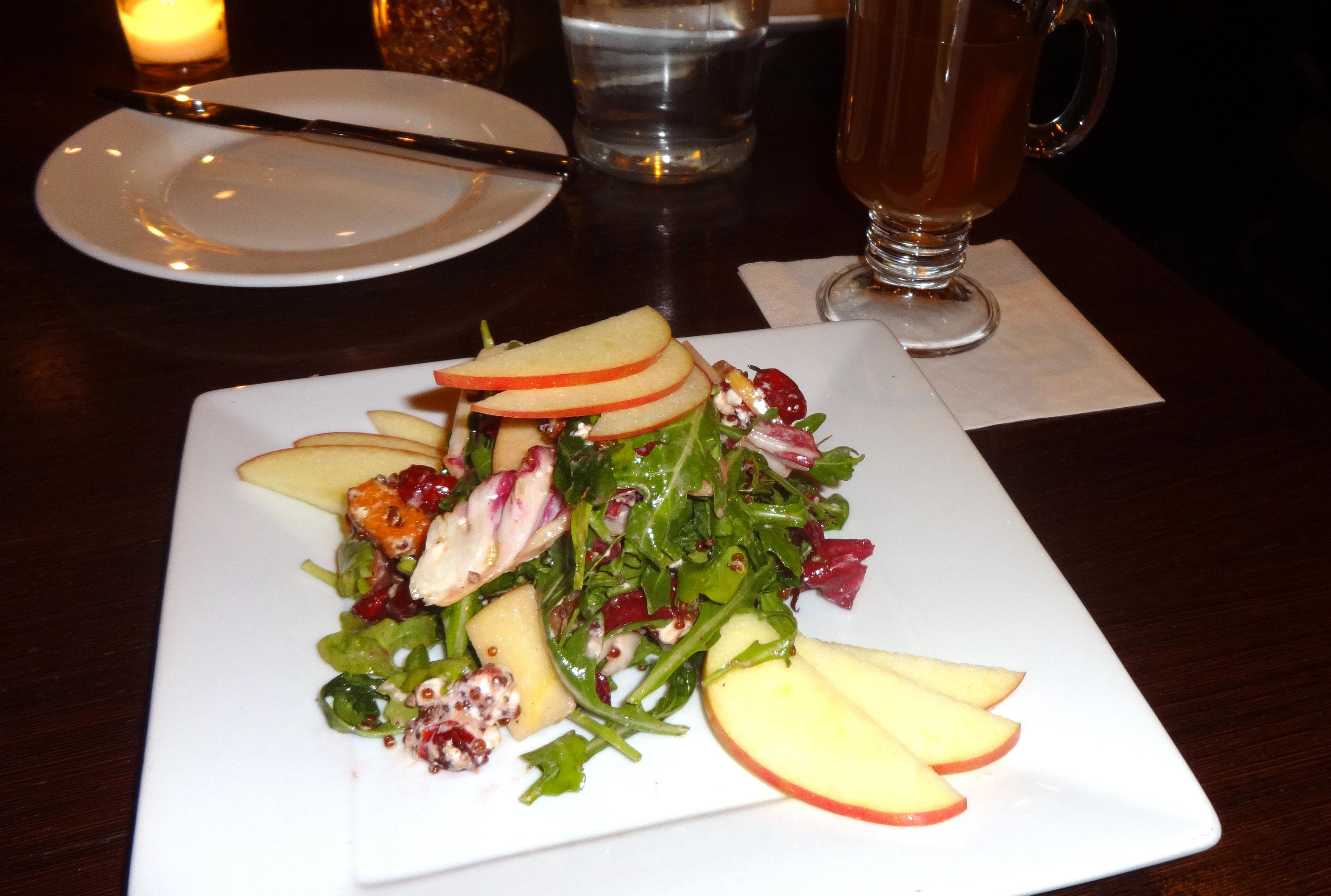 American Flatbread salad crop