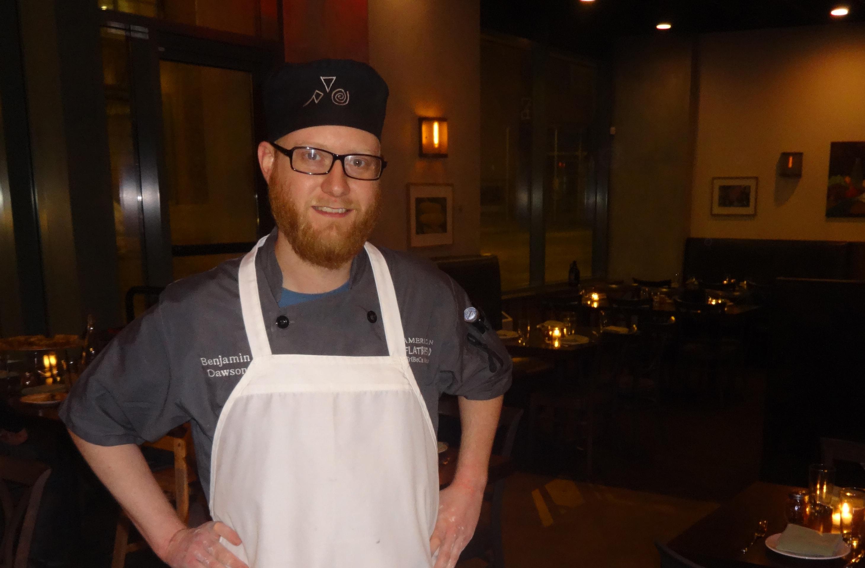 Chef Ben Dawson