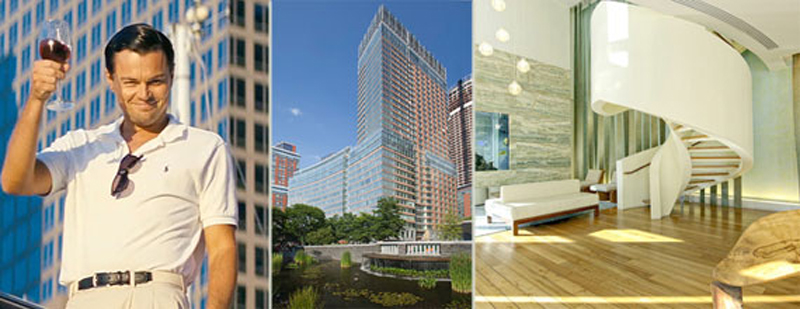 Leo di caprio buys neighbors doubles his bpc apartment for 2 river terrace battery park