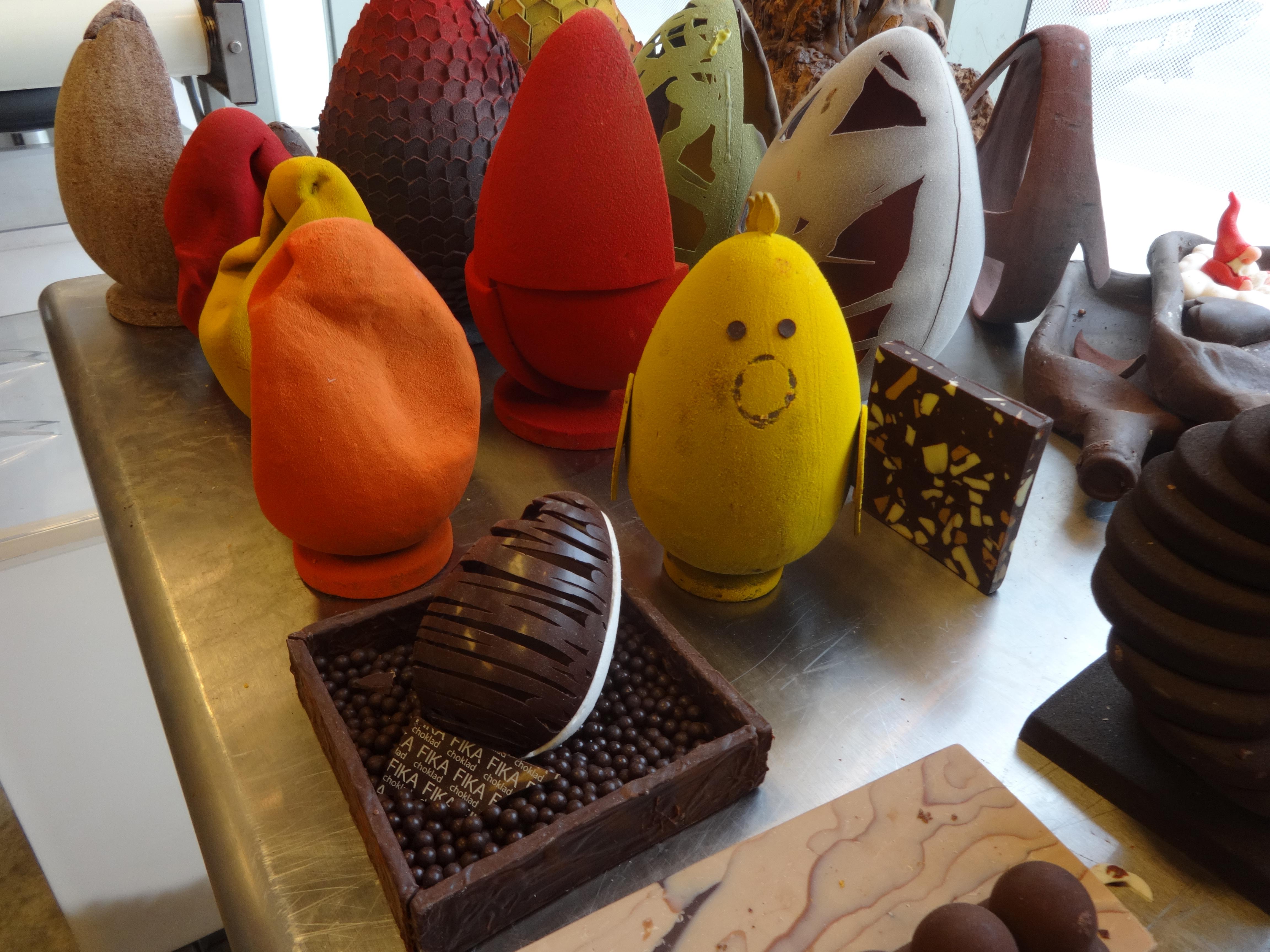 FIKA Easter eggs 1