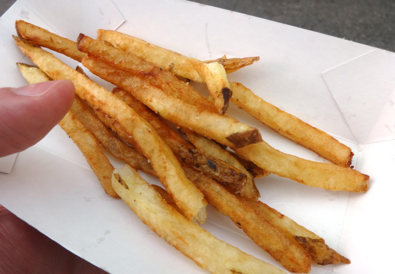 IMproved Shake Shack fries