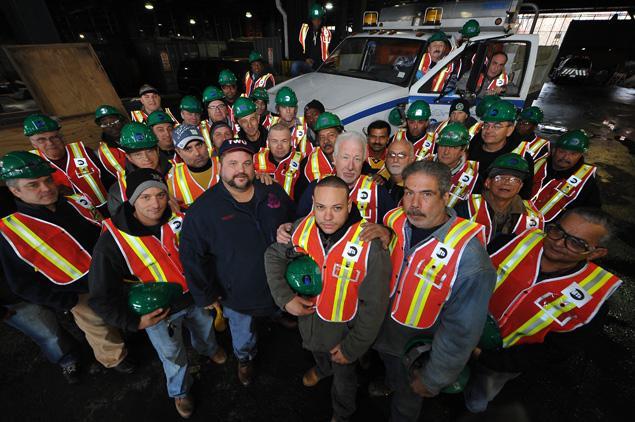 MTA employees