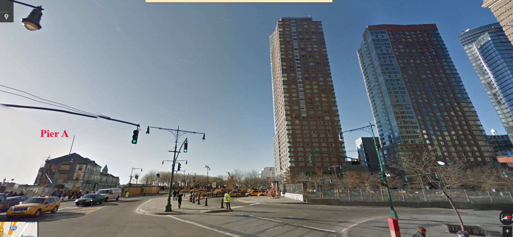 Letter to state liquor authority do not allow the pier a for 41 river terrace new york