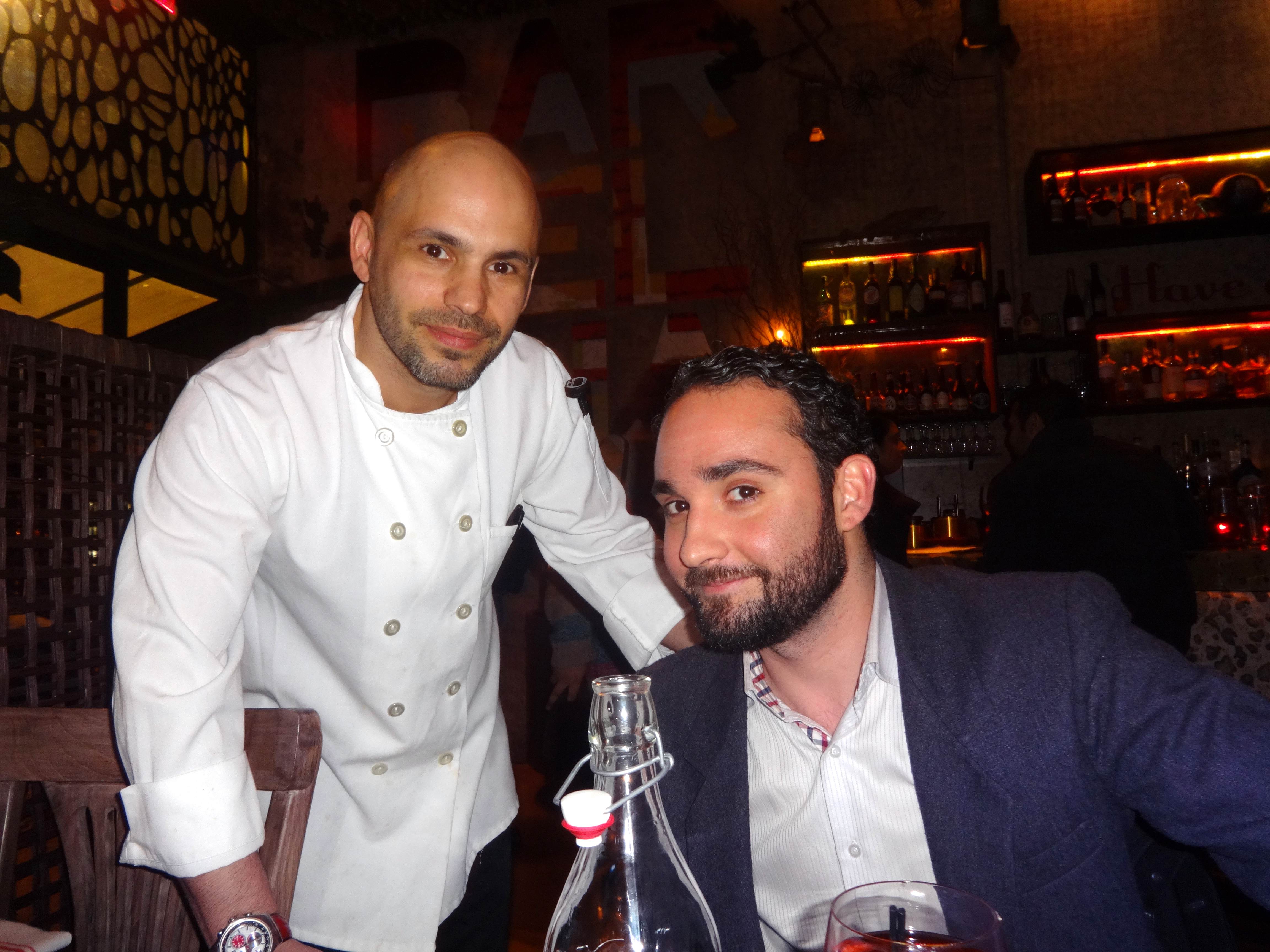 Plan B chef and manager