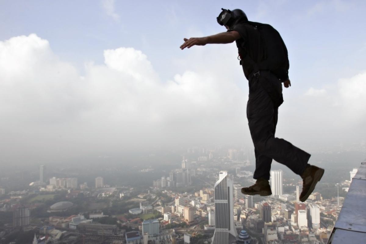 Rossig parachute WTC
