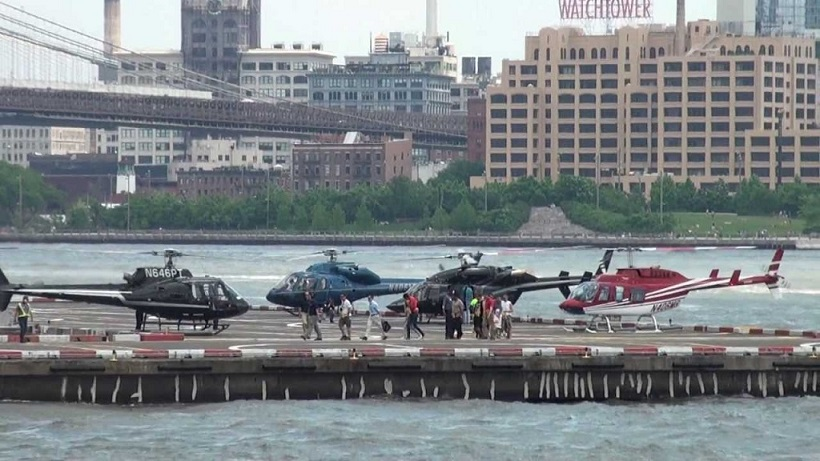 Turist helicopters