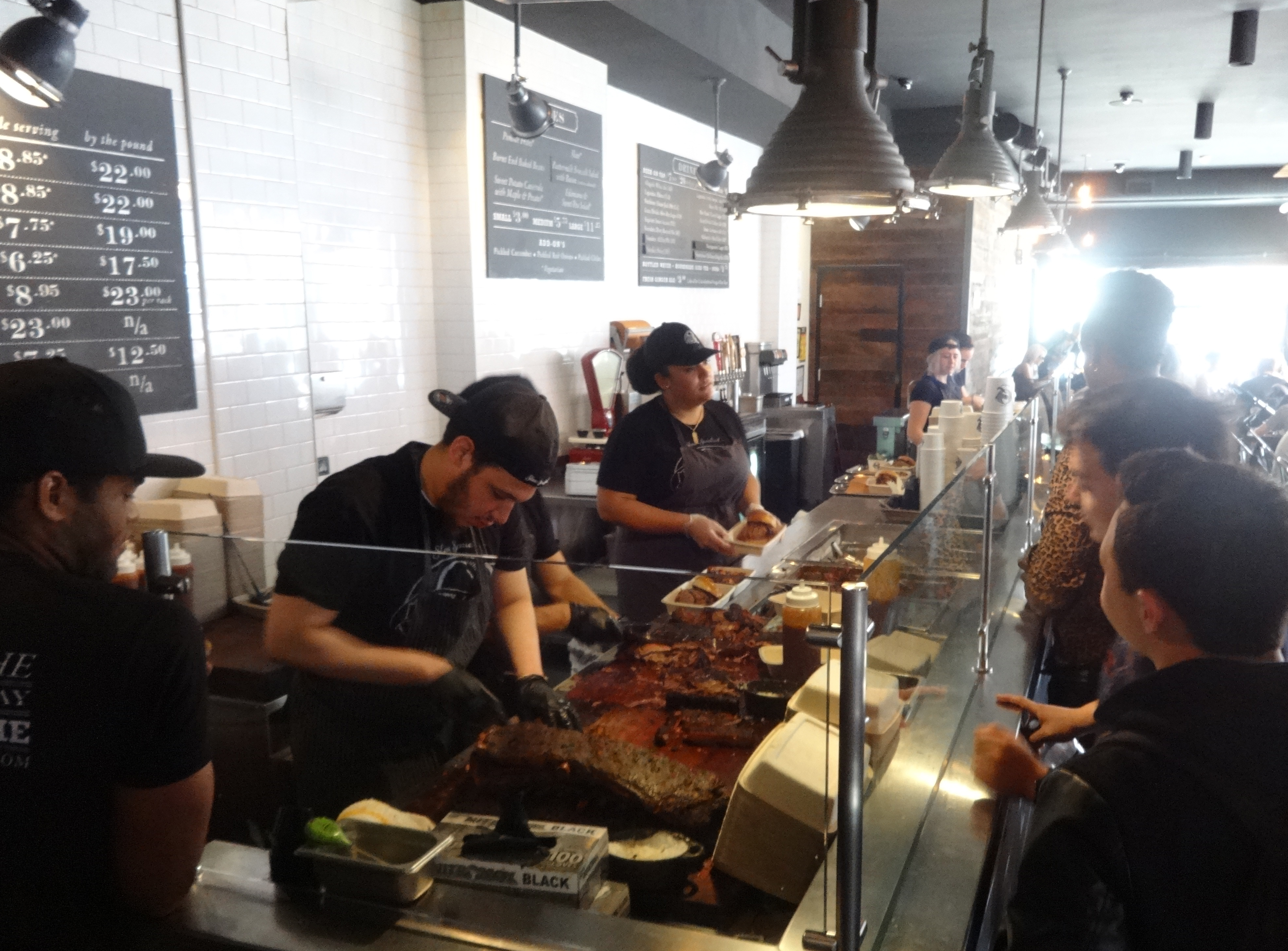 Mighty Quinn S Bbq The Review Batterypark Tv We Inform