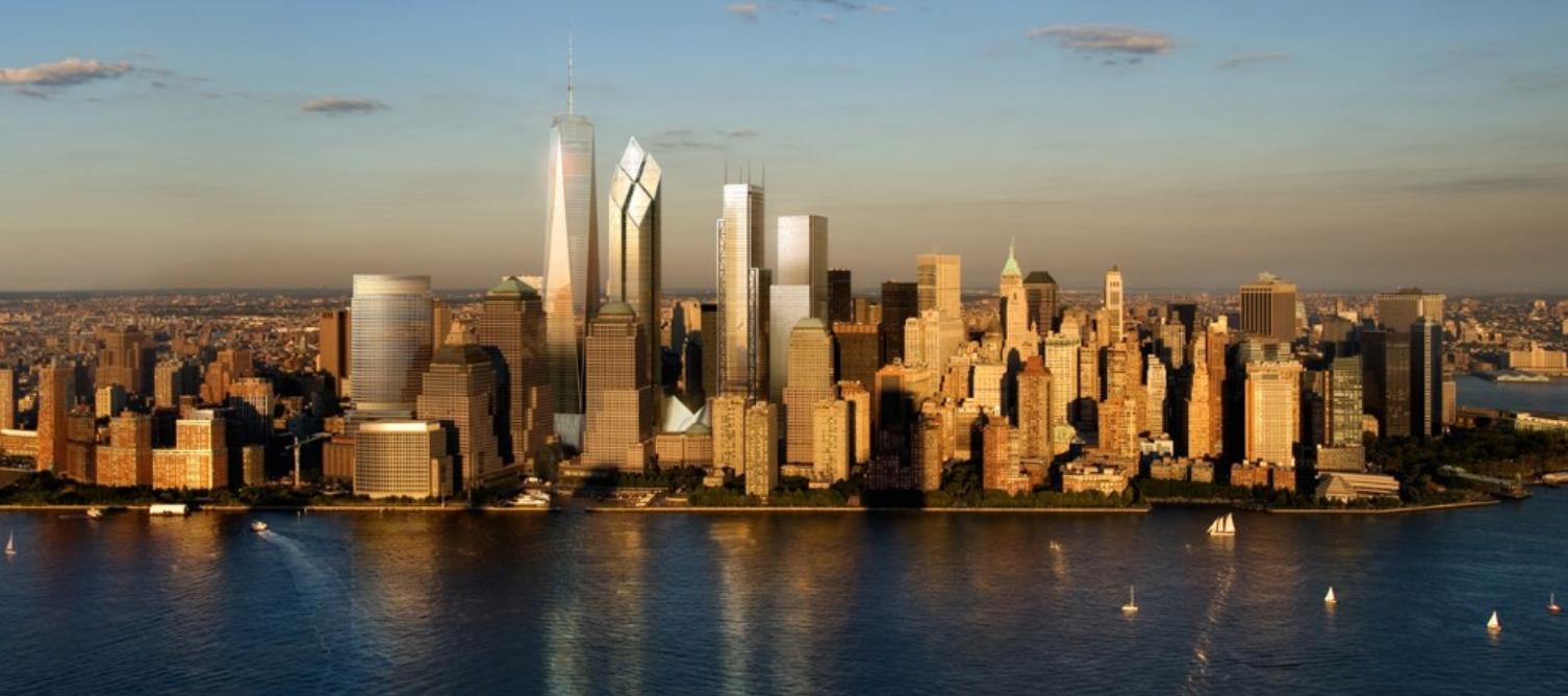 WTC Westfield rendering