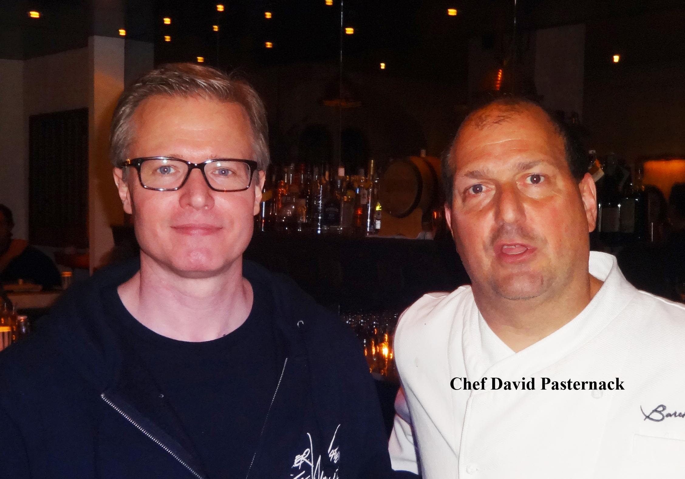 Barchetta Dave Pasternack and me Photo 2