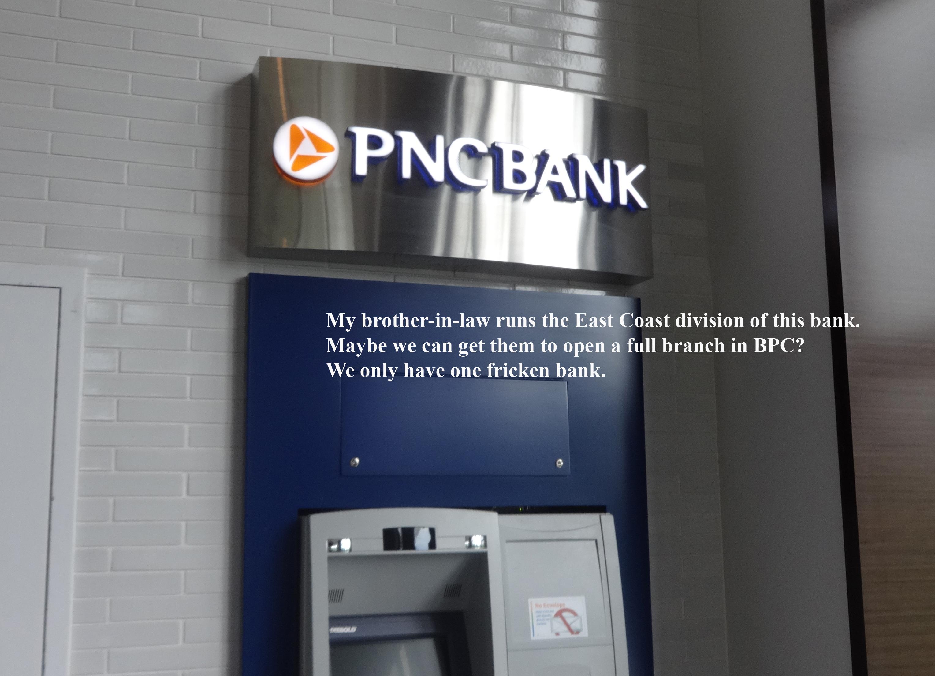 PNC Bank at Hudson Eats