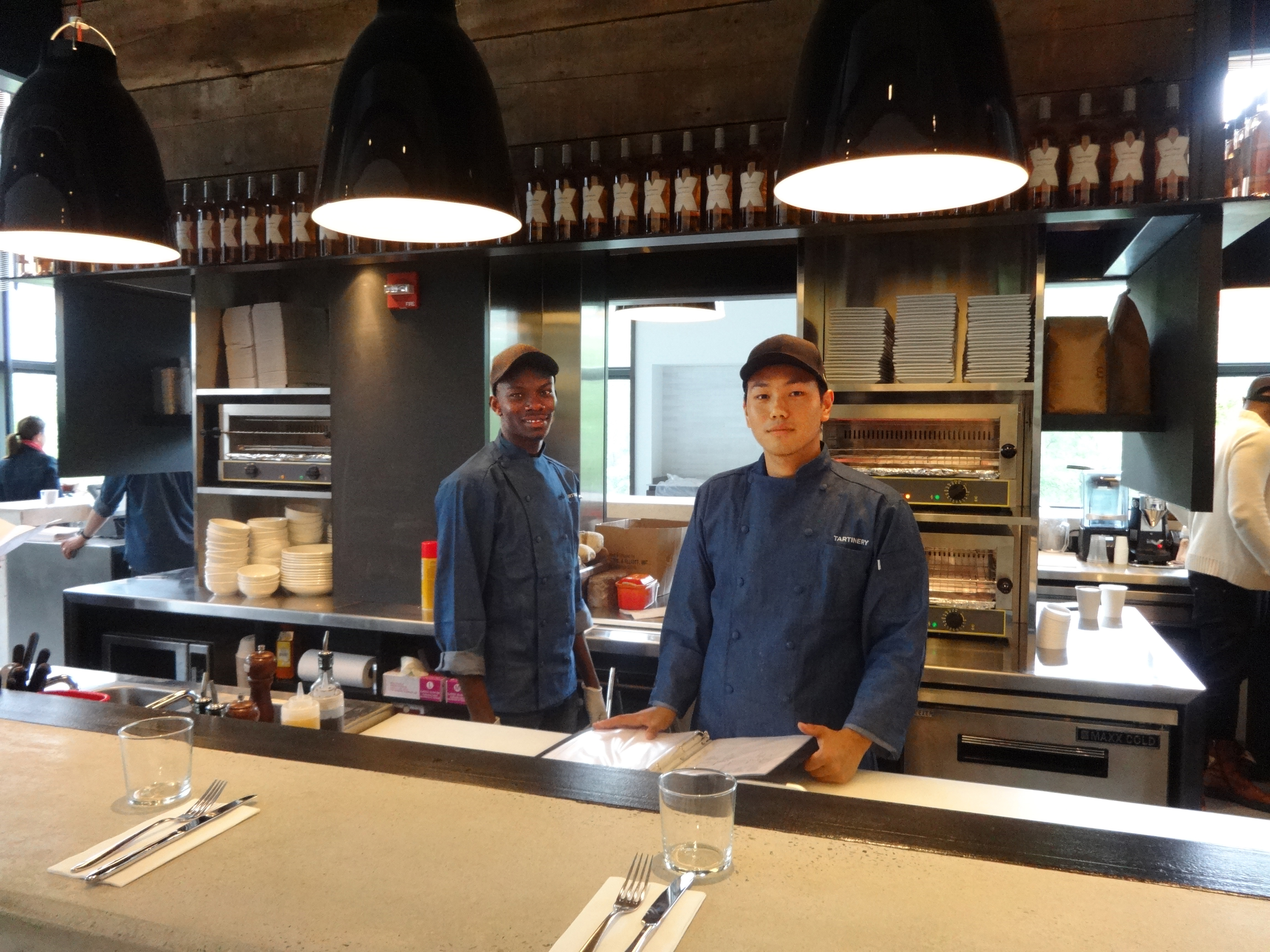 Tartinery staff PS